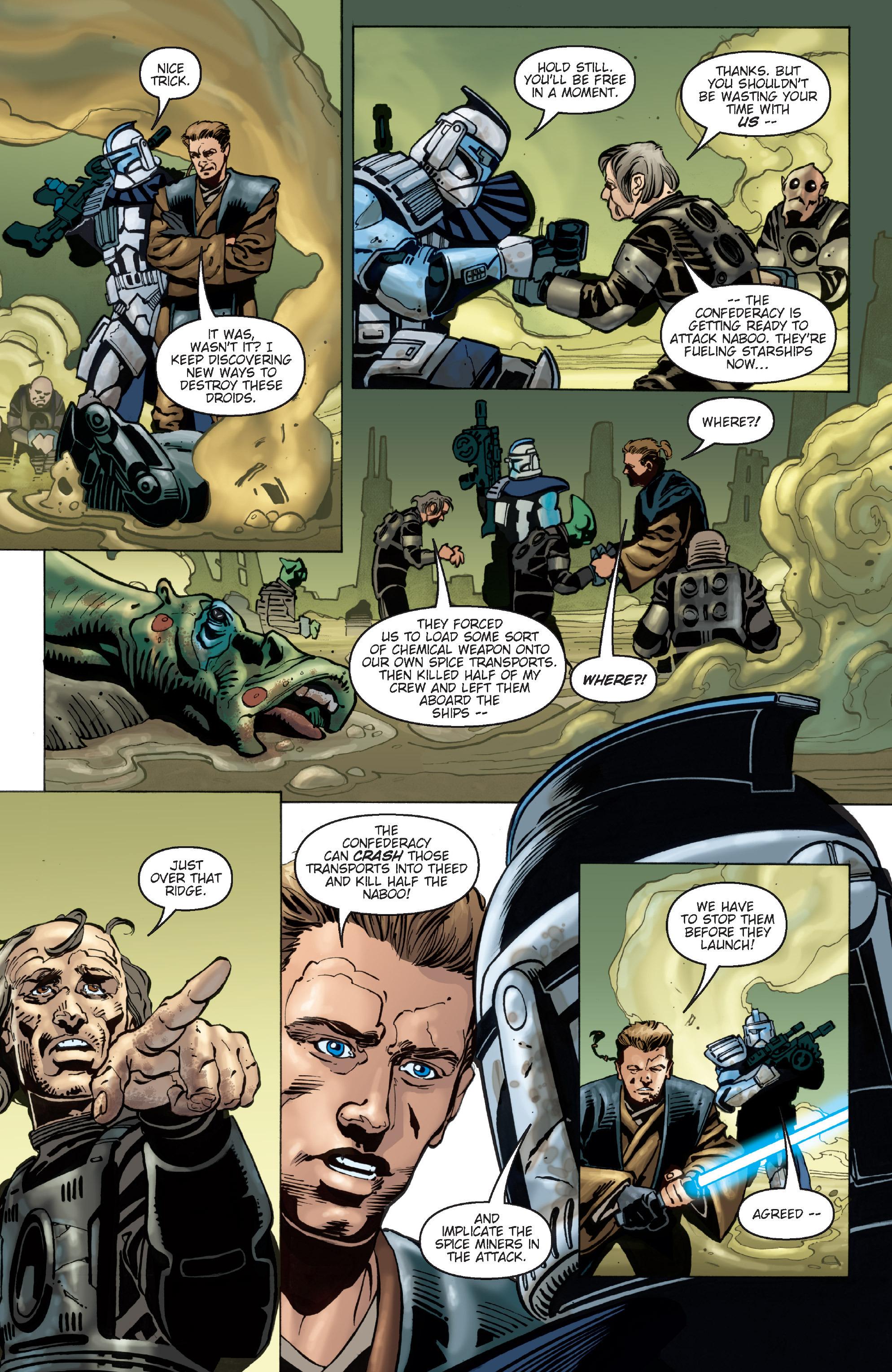 Read online Star Wars Omnibus comic -  Issue # Vol. 24 - 148