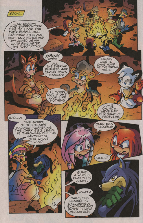 Read online Sonic Universe comic -  Issue #11 - 9