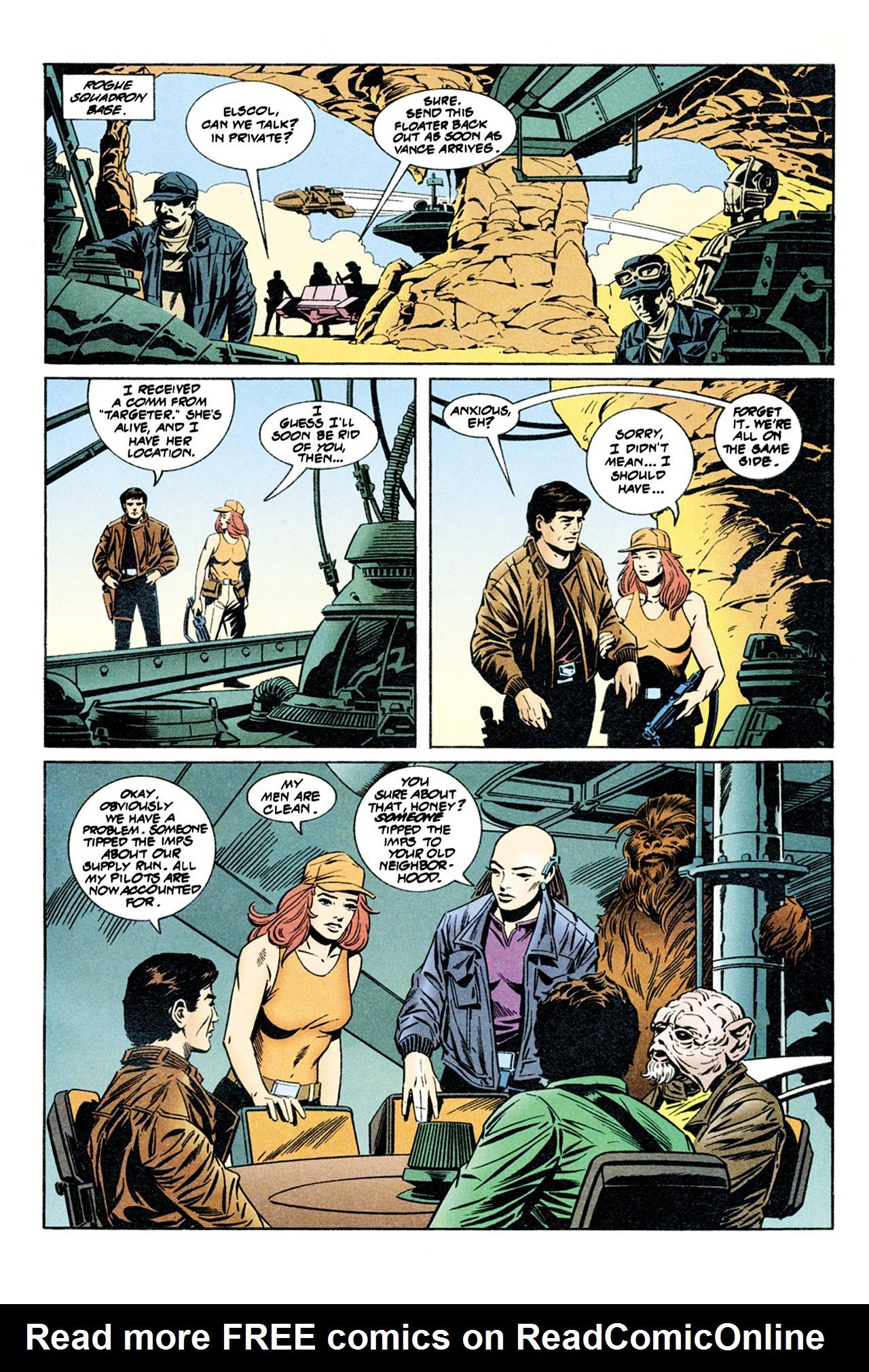 Read online Star Wars Omnibus comic -  Issue # Vol. 1 - 138