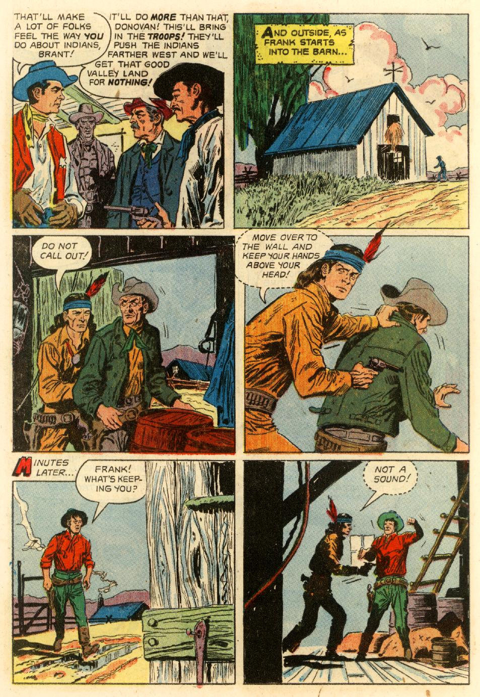 Four Color Comics issue 768 - Page 16