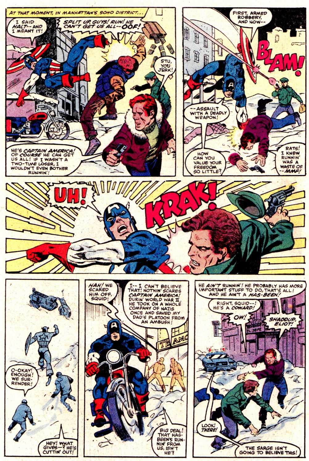 The Avengers (1963) 219 Page 4