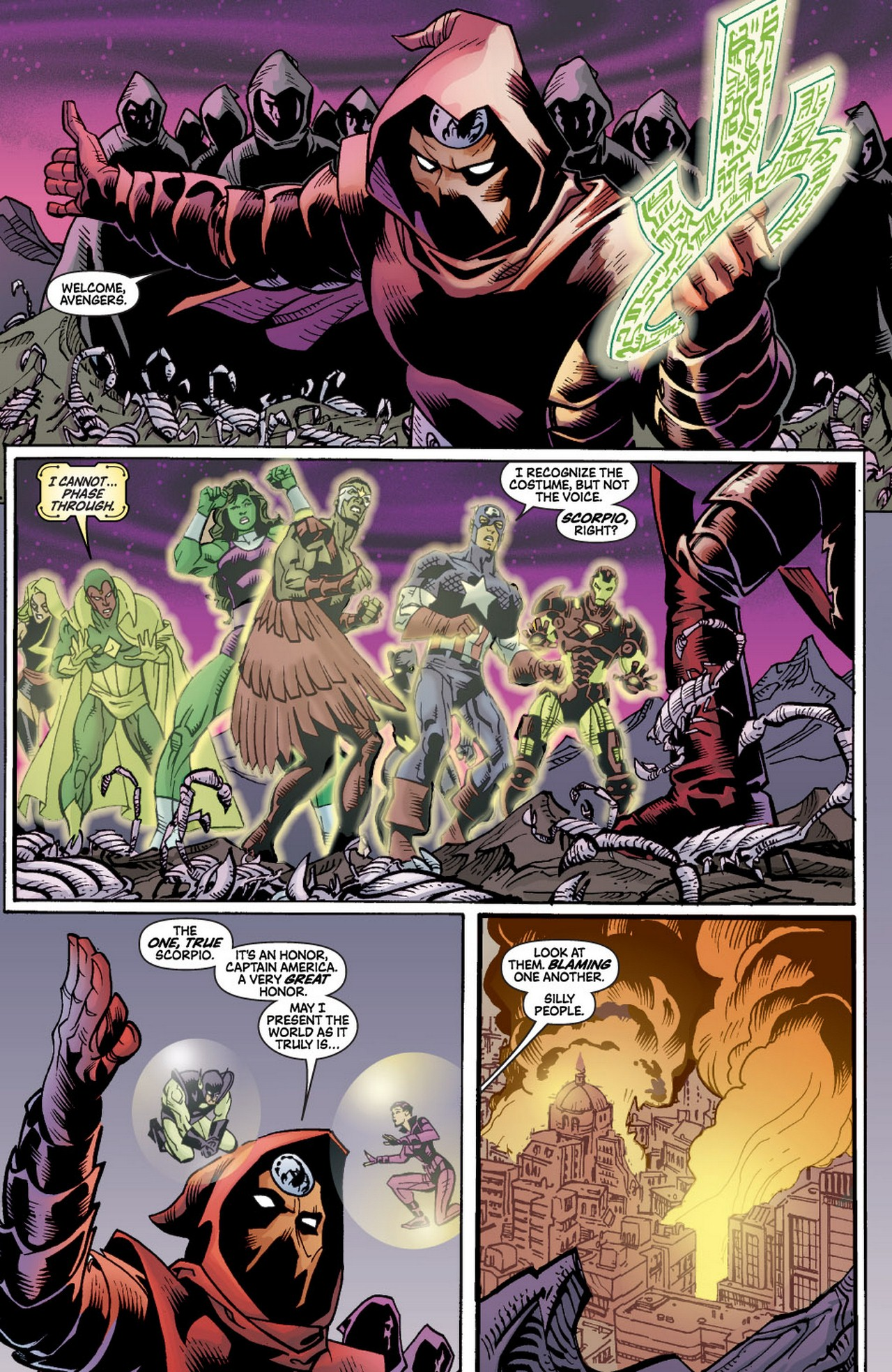 Read online Avengers (1998) comic -  Issue #60 - 4