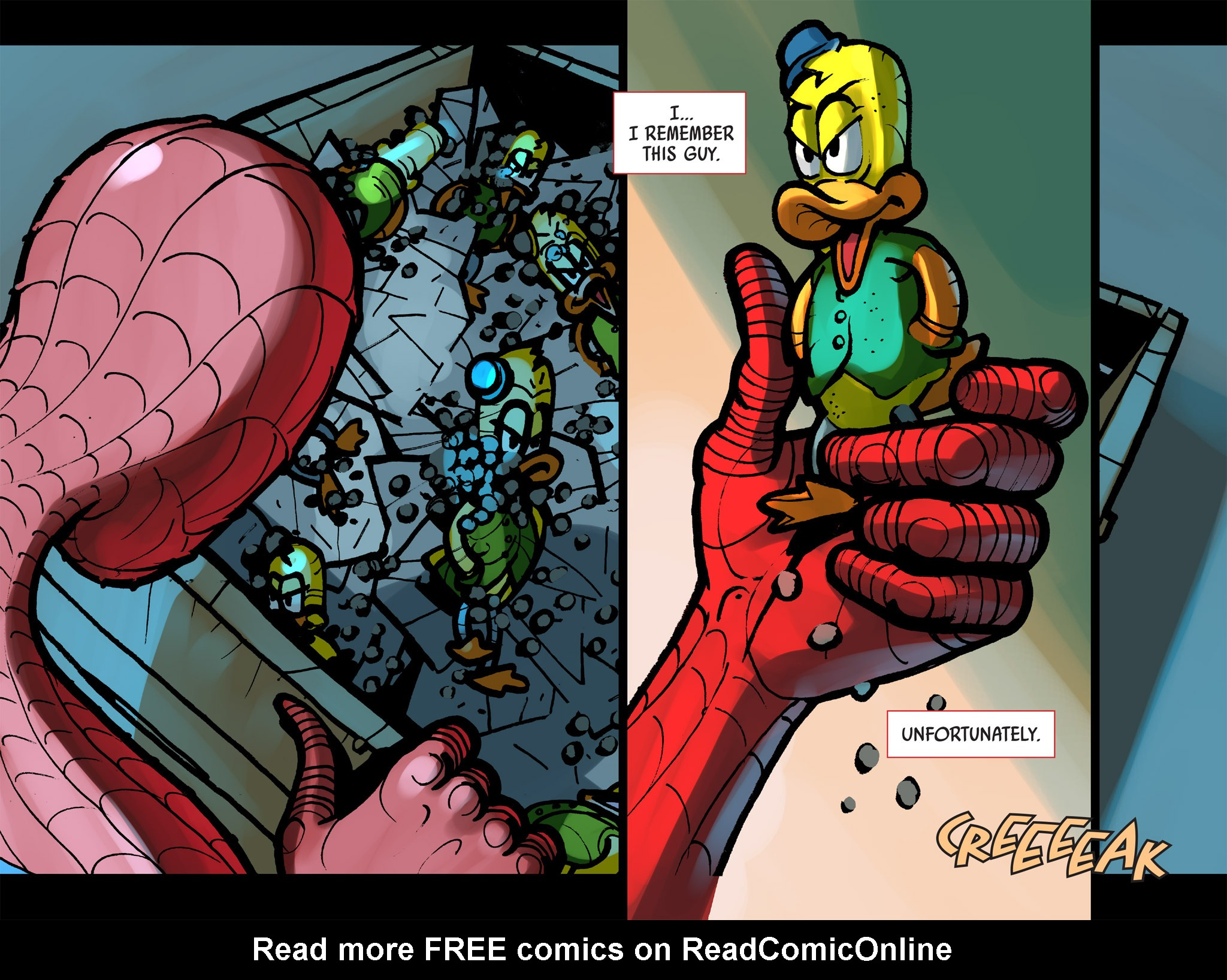 Read online Amazing Spider-Man: Who Am I? comic -  Issue # Full (Part 1) - 248
