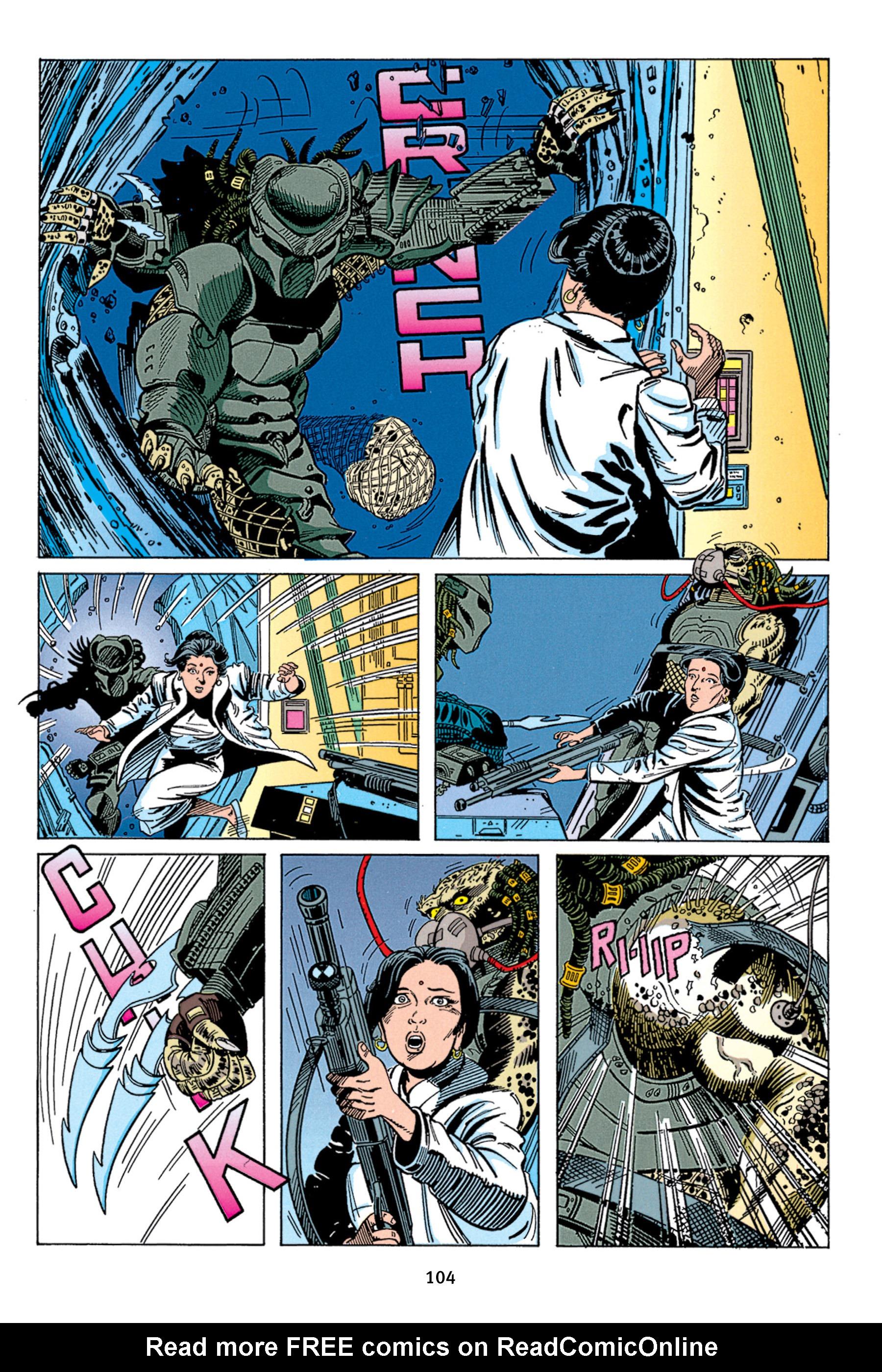 Read online Aliens vs. Predator Omnibus comic -  Issue # _TPB 1 Part 2 - 3