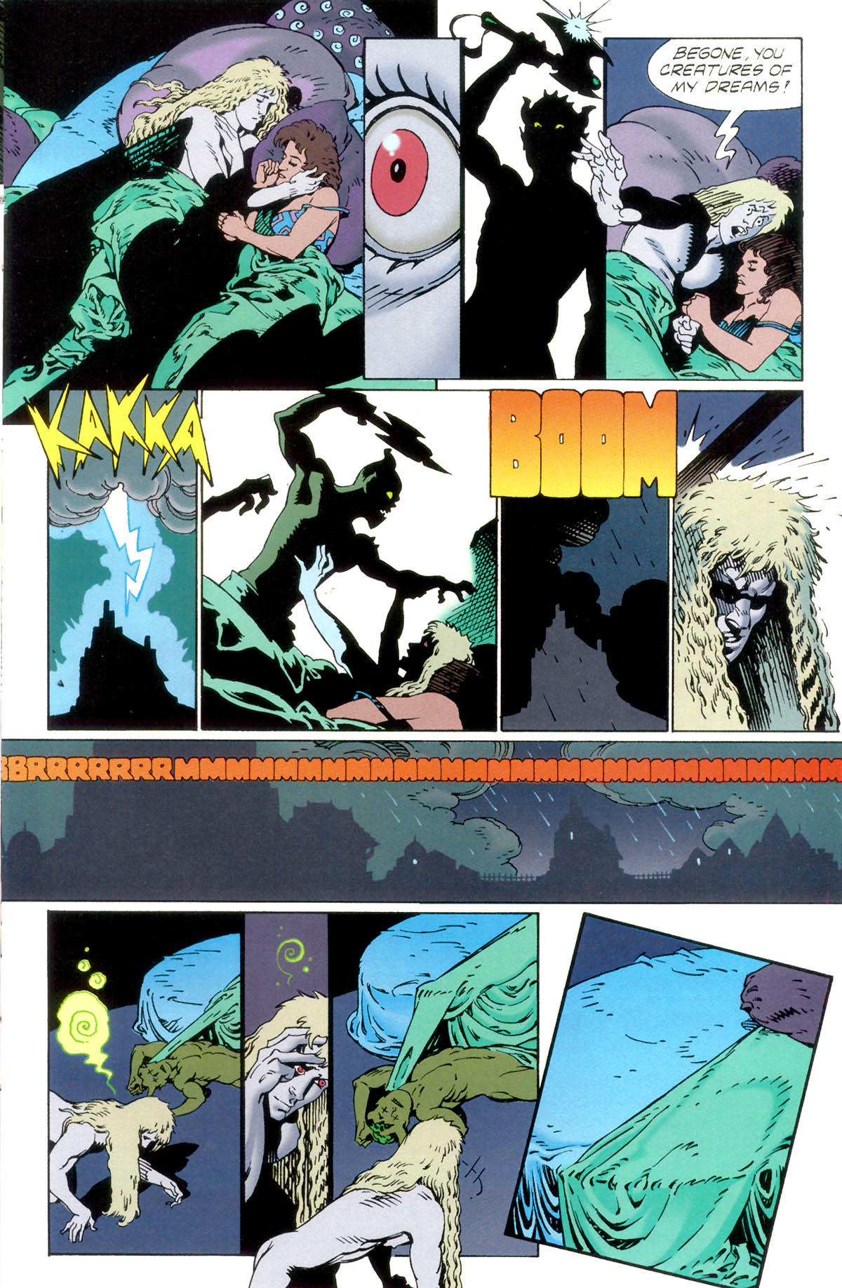 Read online Elric: Stormbringer comic -  Issue #1 - 9