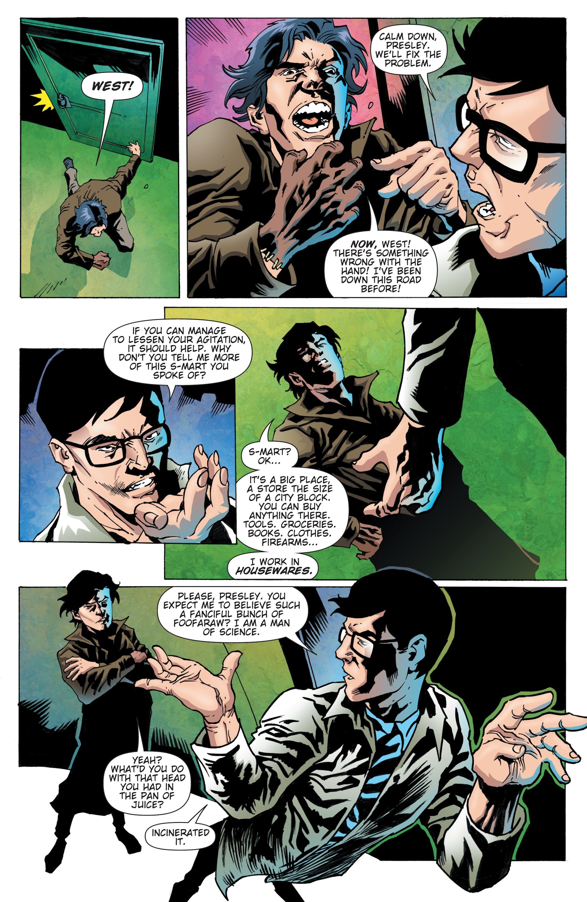 Read online Army of Darkness/Reanimator comic -  Issue #Army of Darkness/Reanimator Full - 19