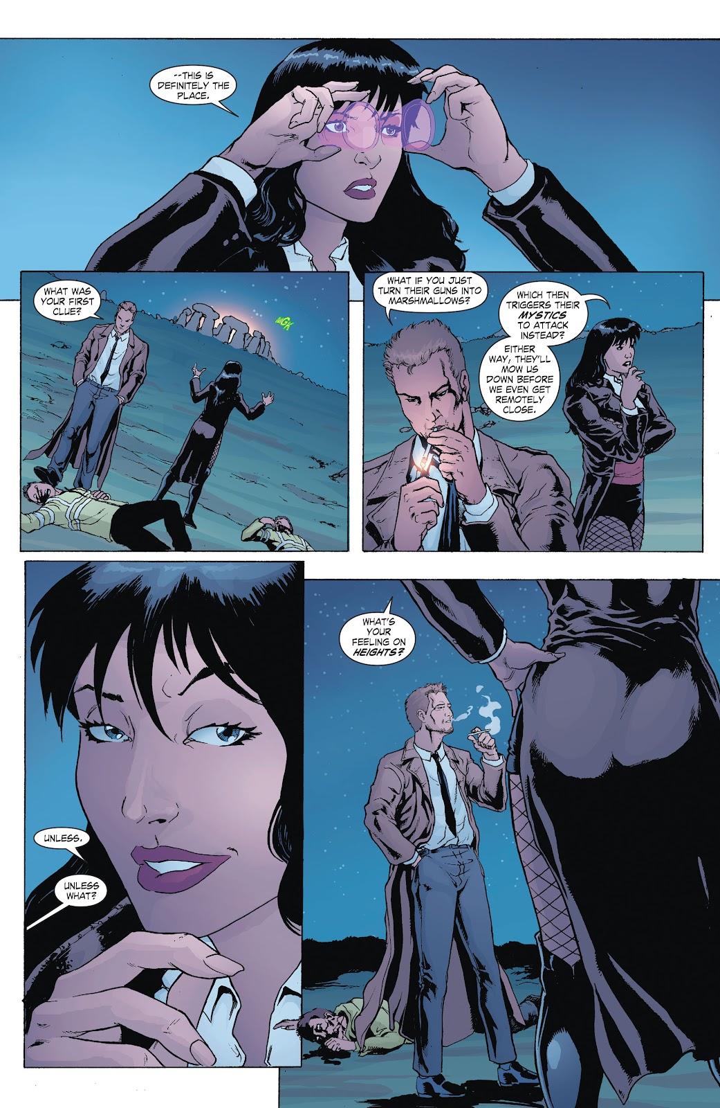 Read online Smallville Season 11 [II] comic -  Issue # TPB 8 - 30