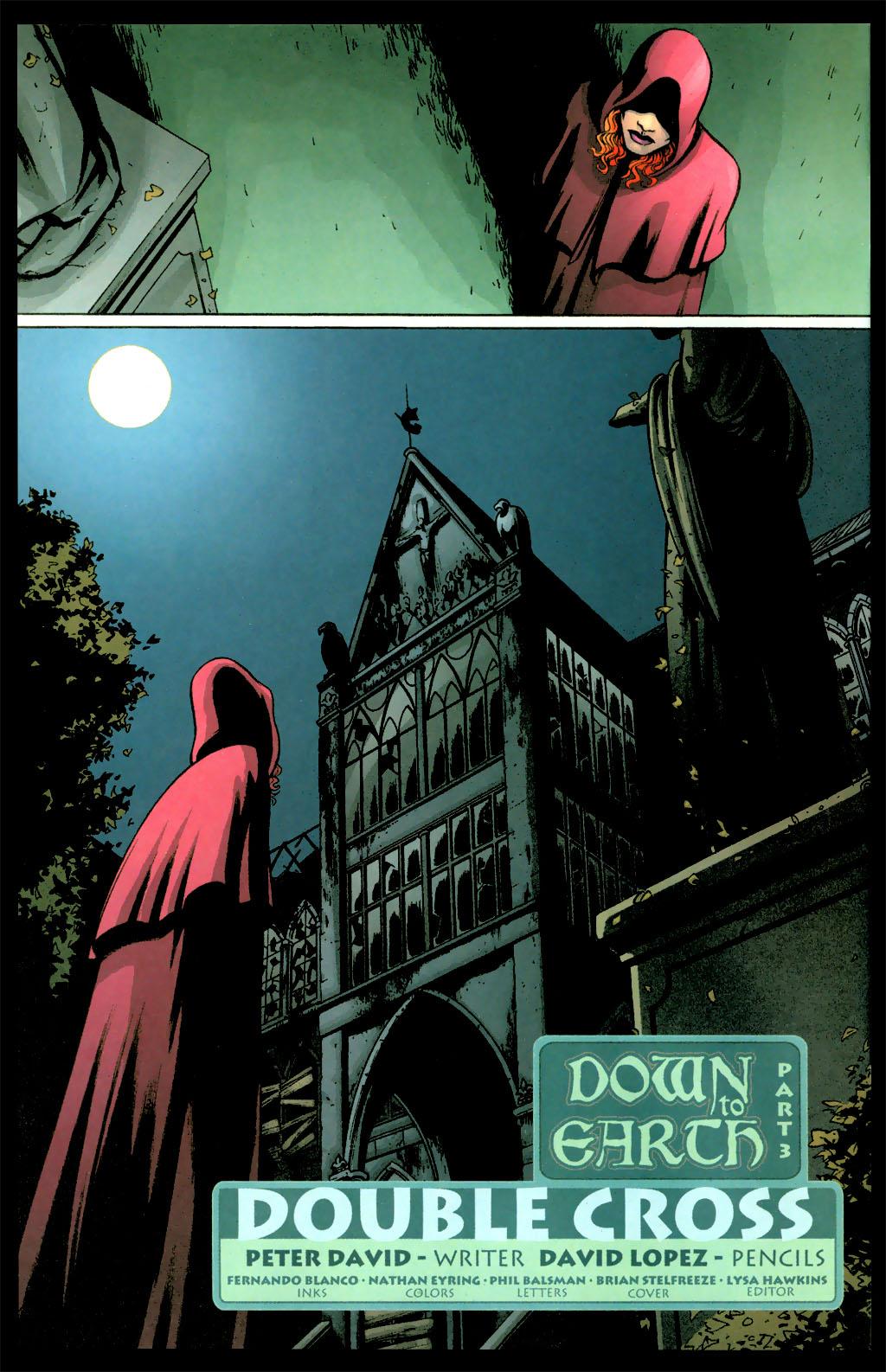 Read online Fallen Angel (2003) comic -  Issue #9 - 3