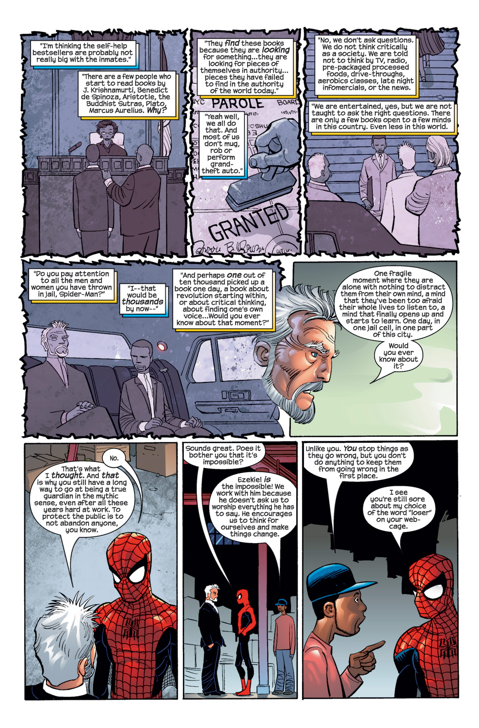 The Amazing Spider-Man (1999) 56 Page 17