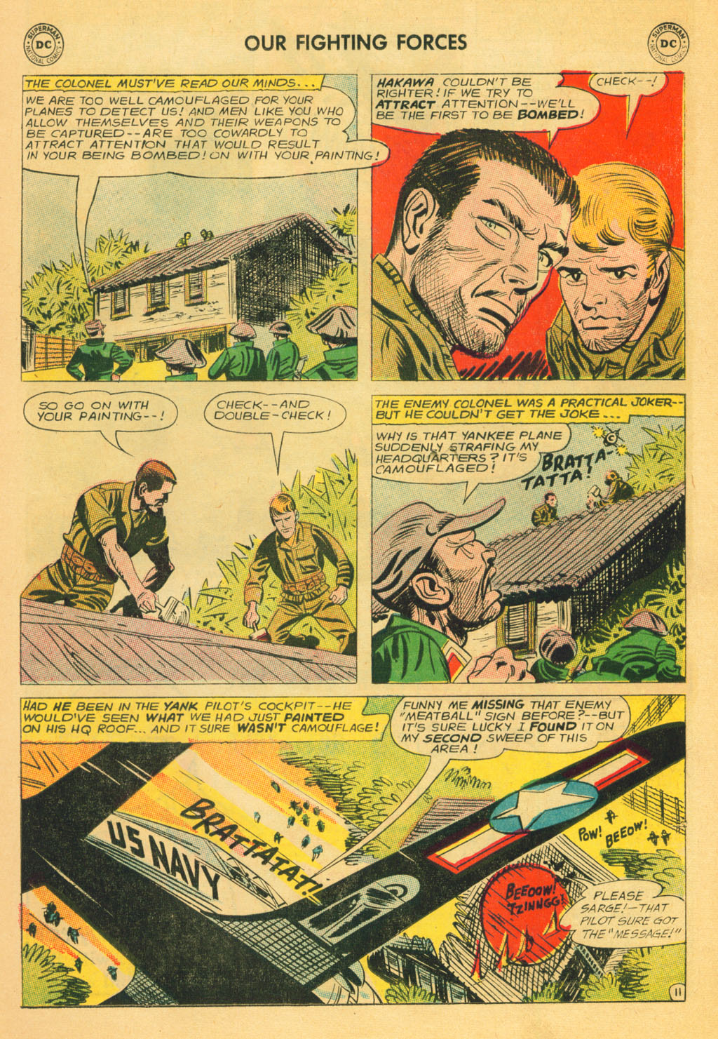 Our Fighting Forces (1954) issue 80 - Page 15