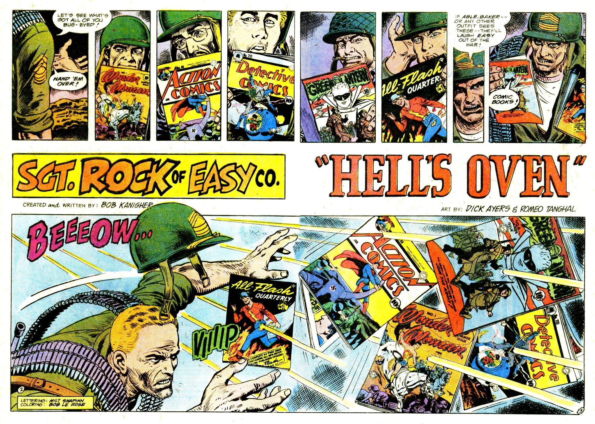 Read online Sgt. Rock comic -  Issue #317 - 4