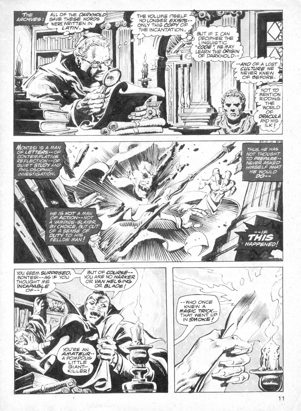 Dracula Lives issue 6 - Page 12