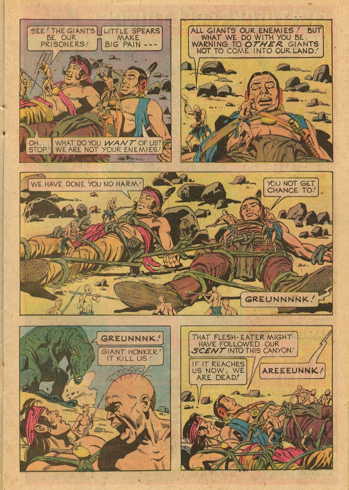 Read online Turok, Son of Stone comic -  Issue #107 - 13