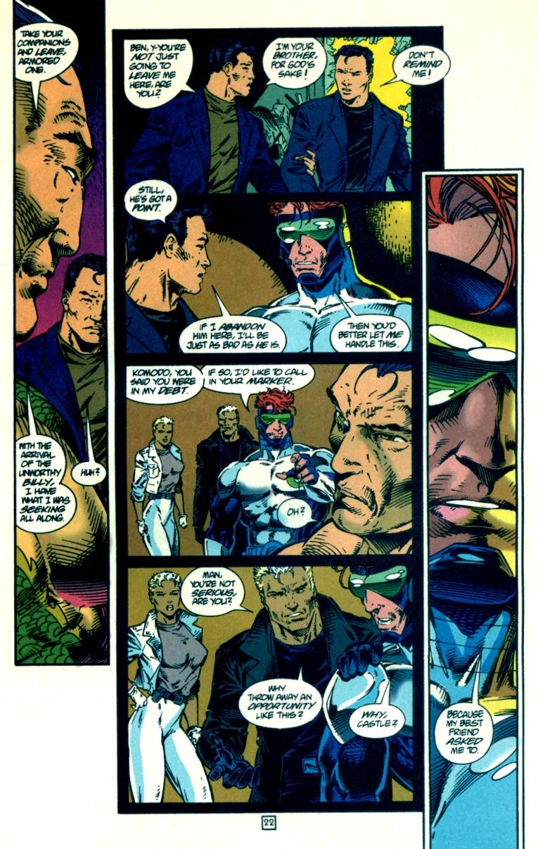 Read online Gunfire comic -  Issue #11 - 27
