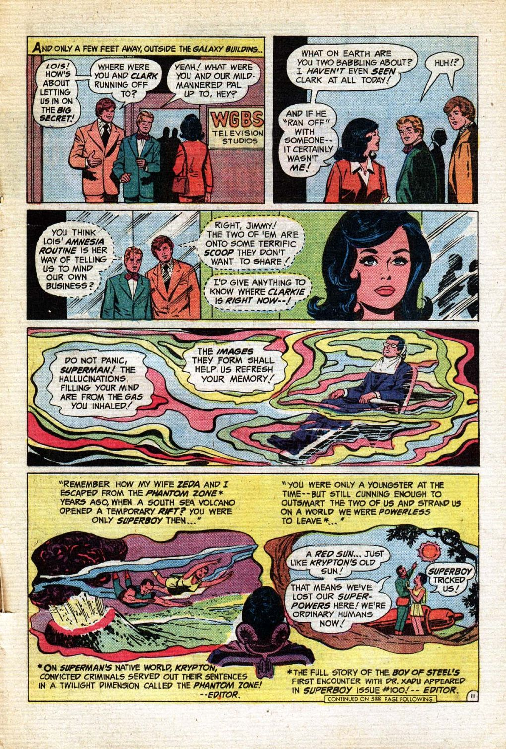 Read online Action Comics (1938) comic -  Issue #434 - 17
