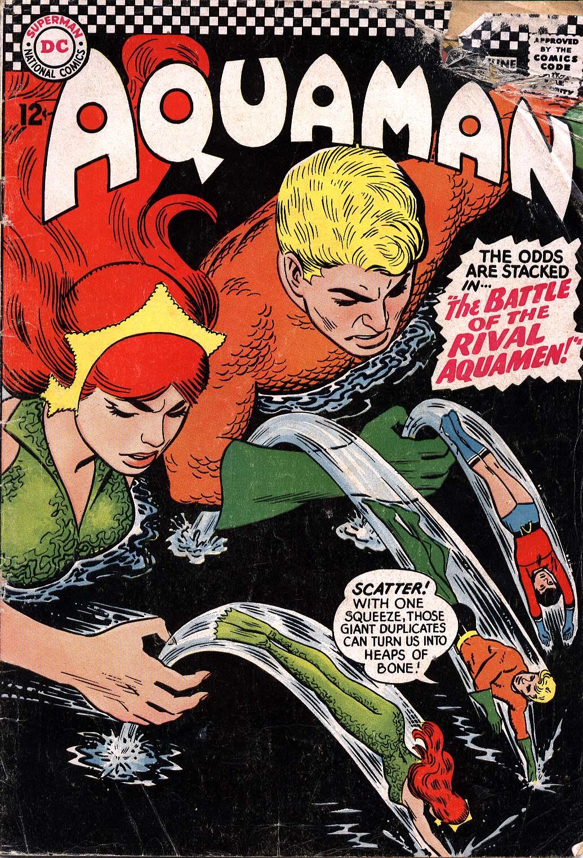 Aquaman (1962) 27 Page 1