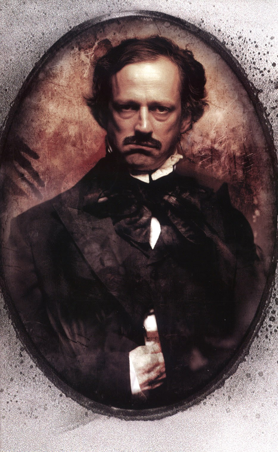 Read online In the Shadow of Edgar Allan Poe comic -  Issue # TPB - 3