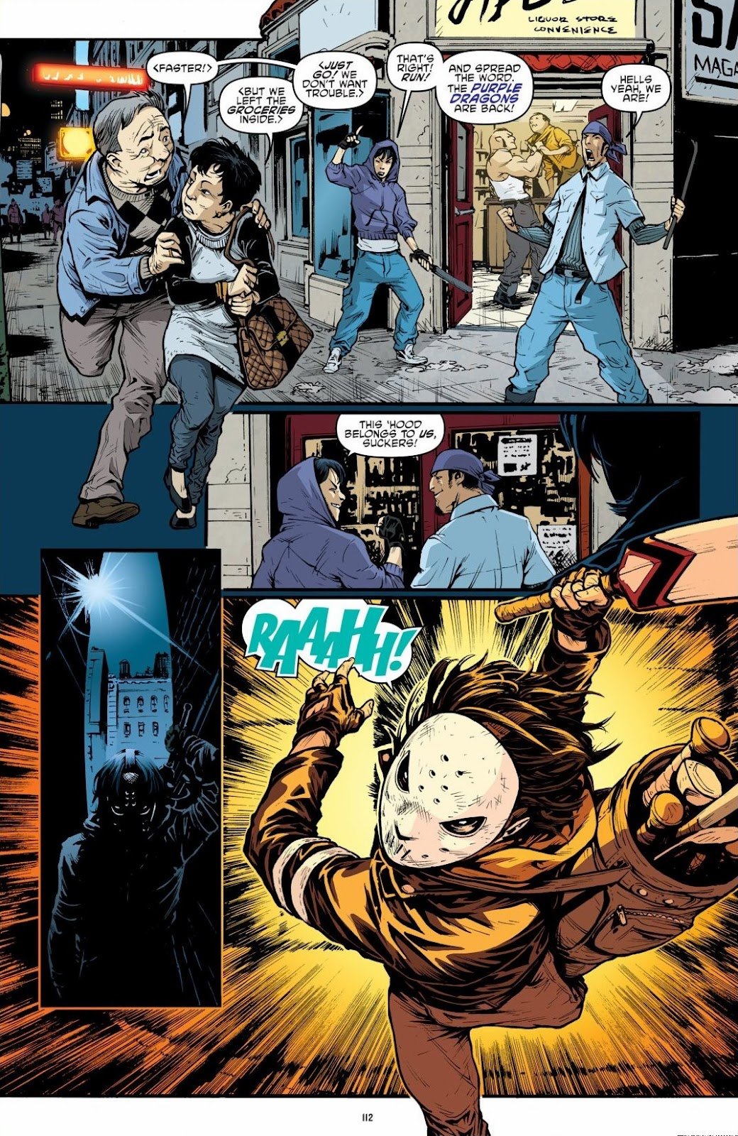 Read online Teenage Mutant Ninja Turtles: The IDW Collection comic -  Issue # TPB 6 (Part 2) - 11