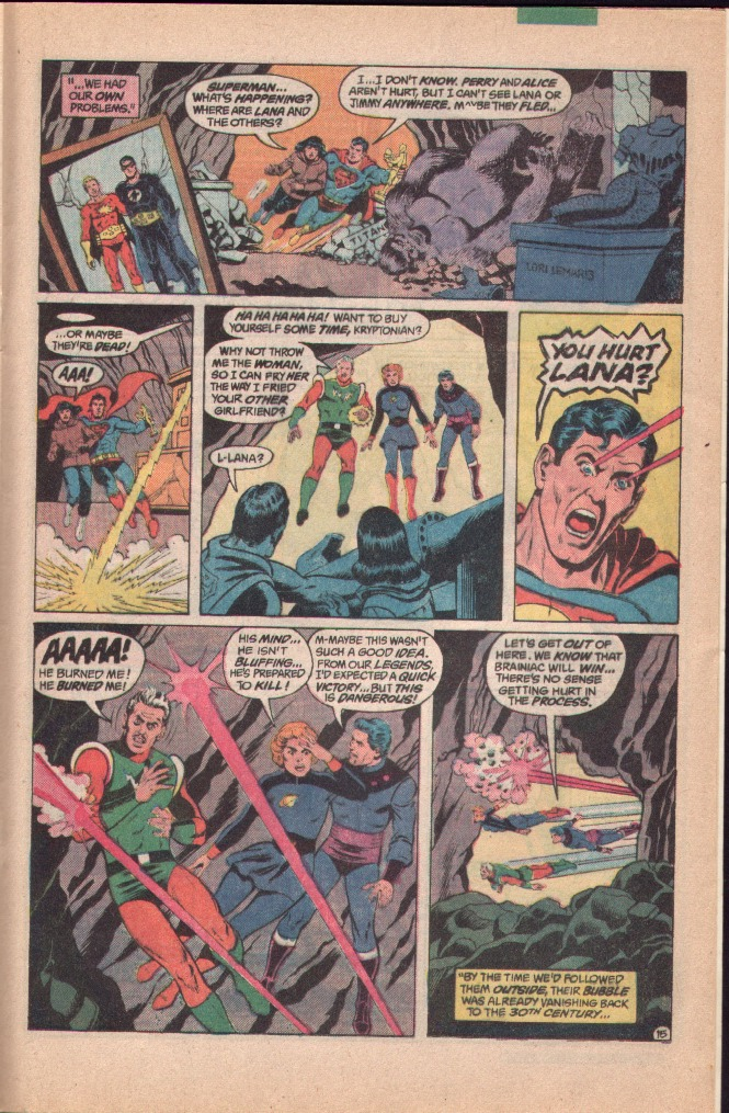 Read online Action Comics (1938) comic -  Issue #583 - 16