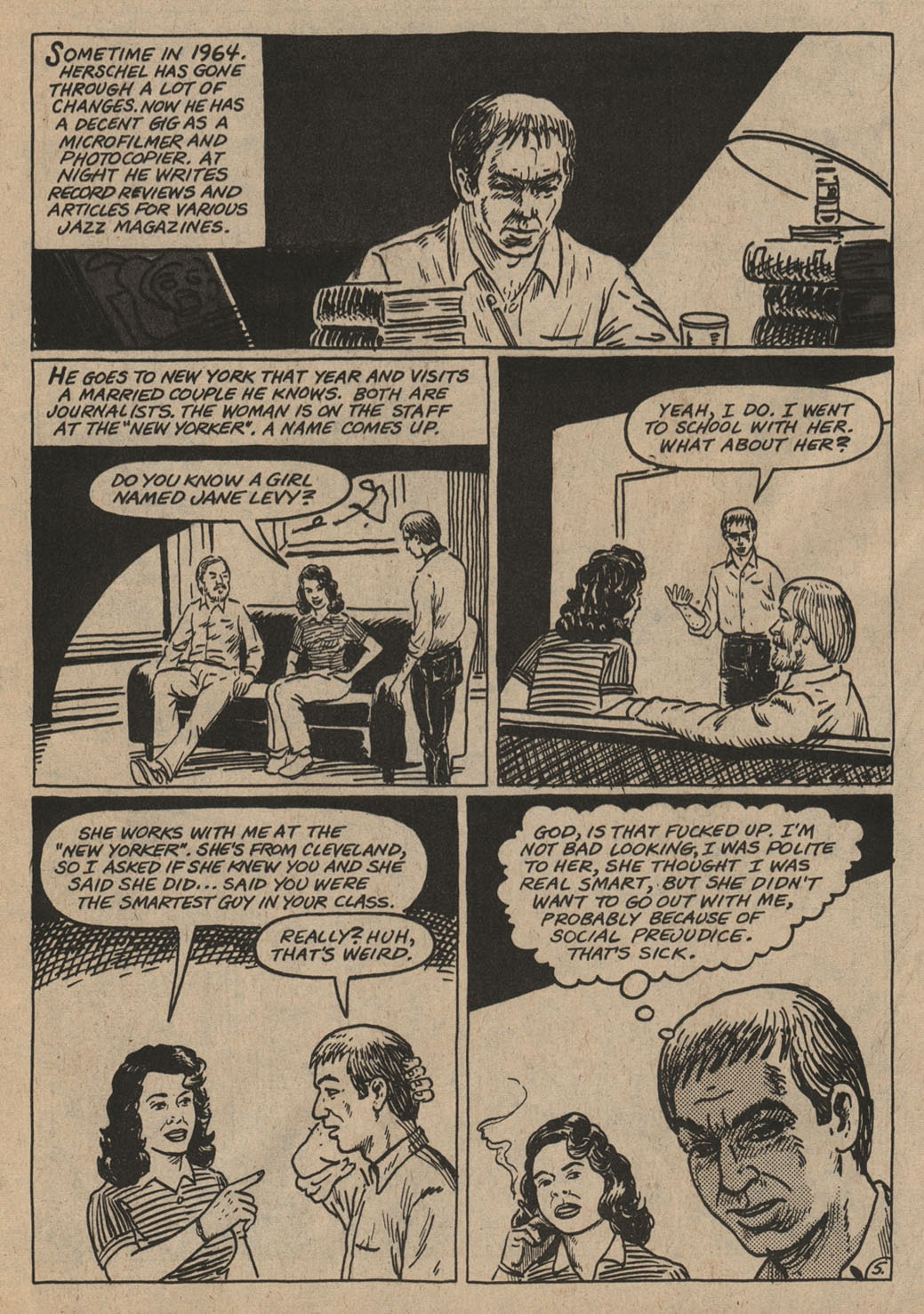 American Splendor (1976) issue 6 - Page 52
