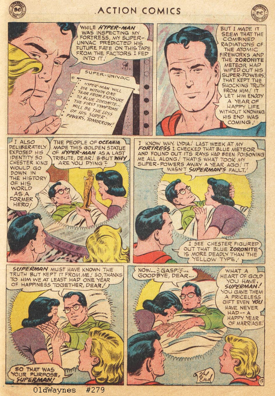 Read online Action Comics (1938) comic -  Issue #265 - 15