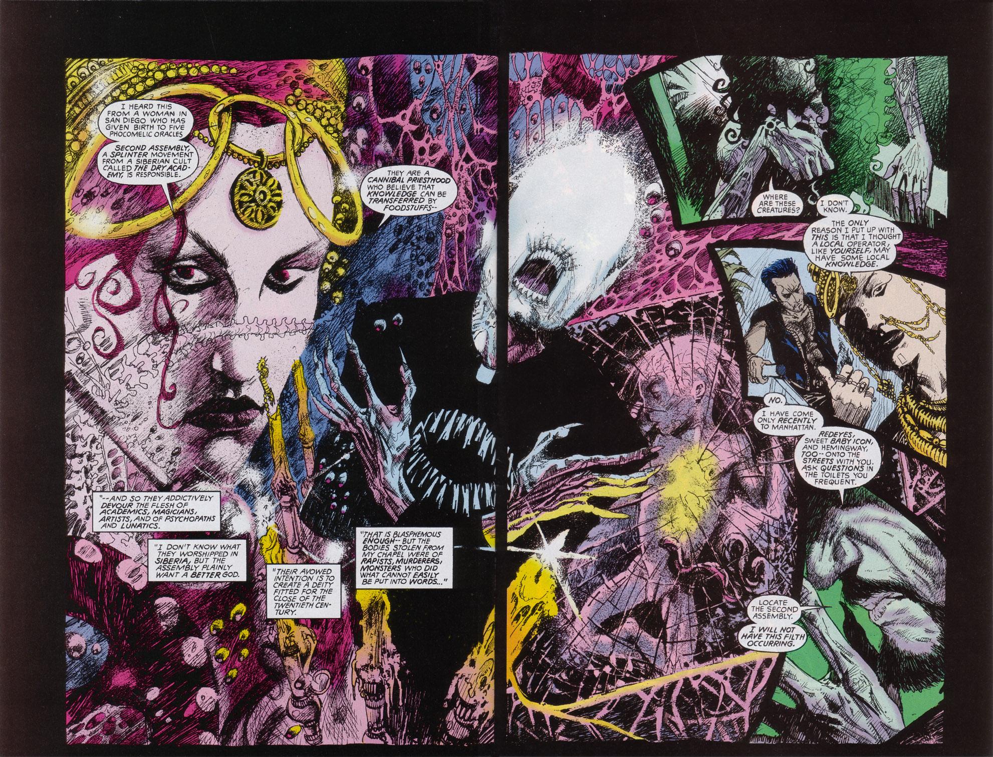 Read online Druid comic -  Issue #2 - 23