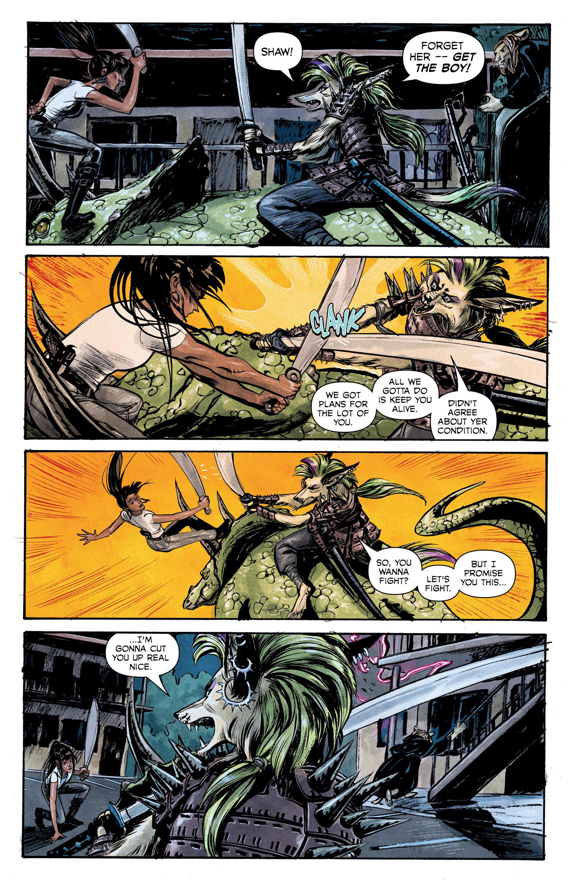 Read online Shutter comic -  Issue #6 - 12