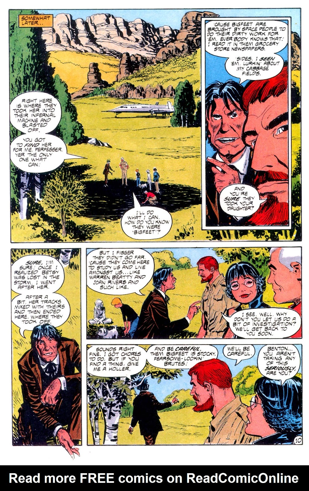 Jonny Quest (1986) issue 12 - Page 13