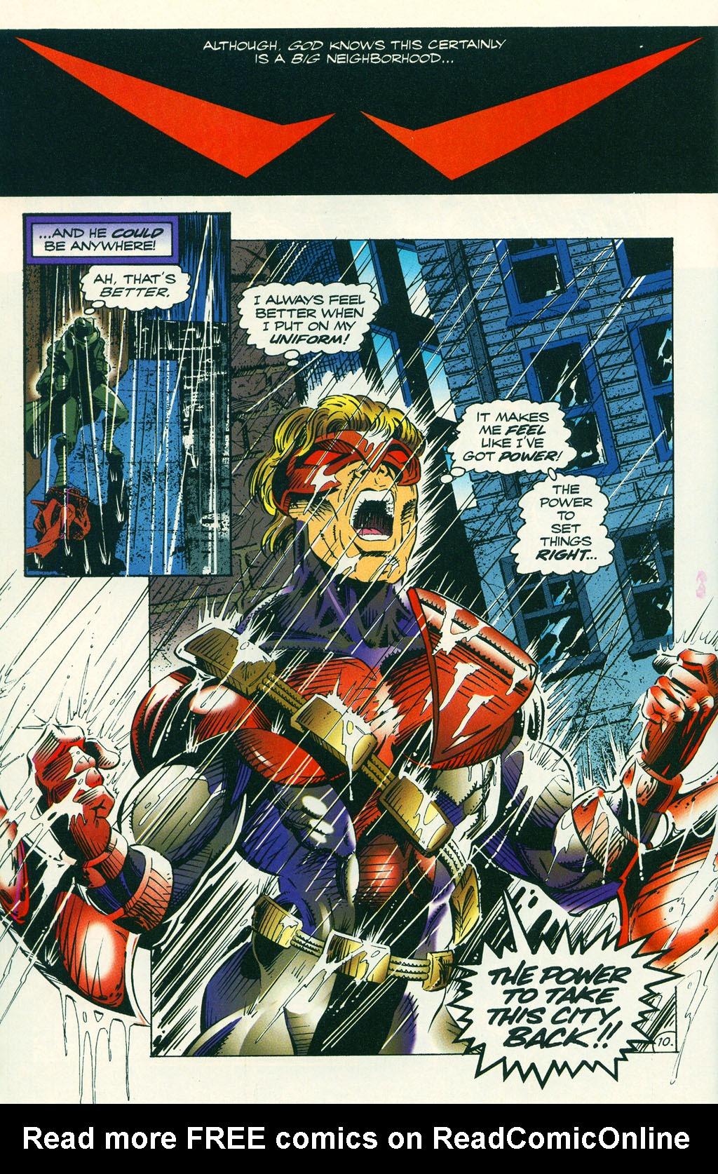 Read online ShadowHawk comic -  Issue #6 - 14