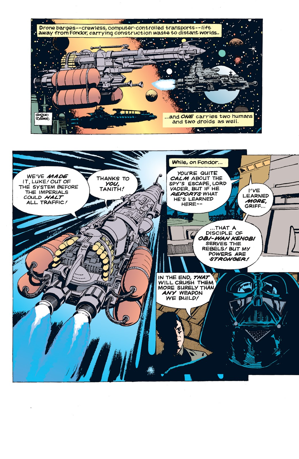 Read online Star Wars Legends: The Newspaper Strips - Epic Collection comic -  Issue # TPB (Part 5) - 70