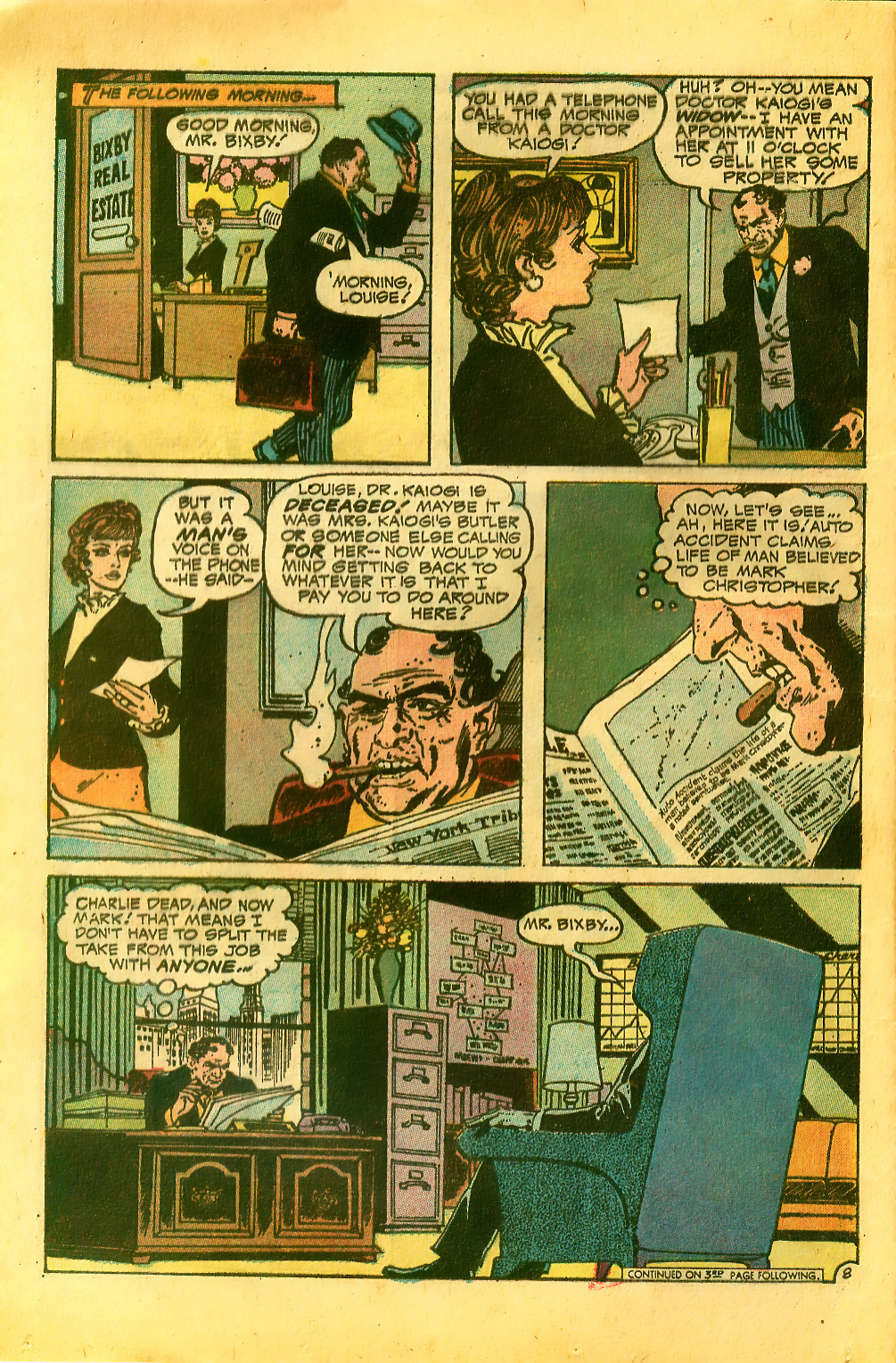 Weird Mystery Tales issue 7 - Page 12