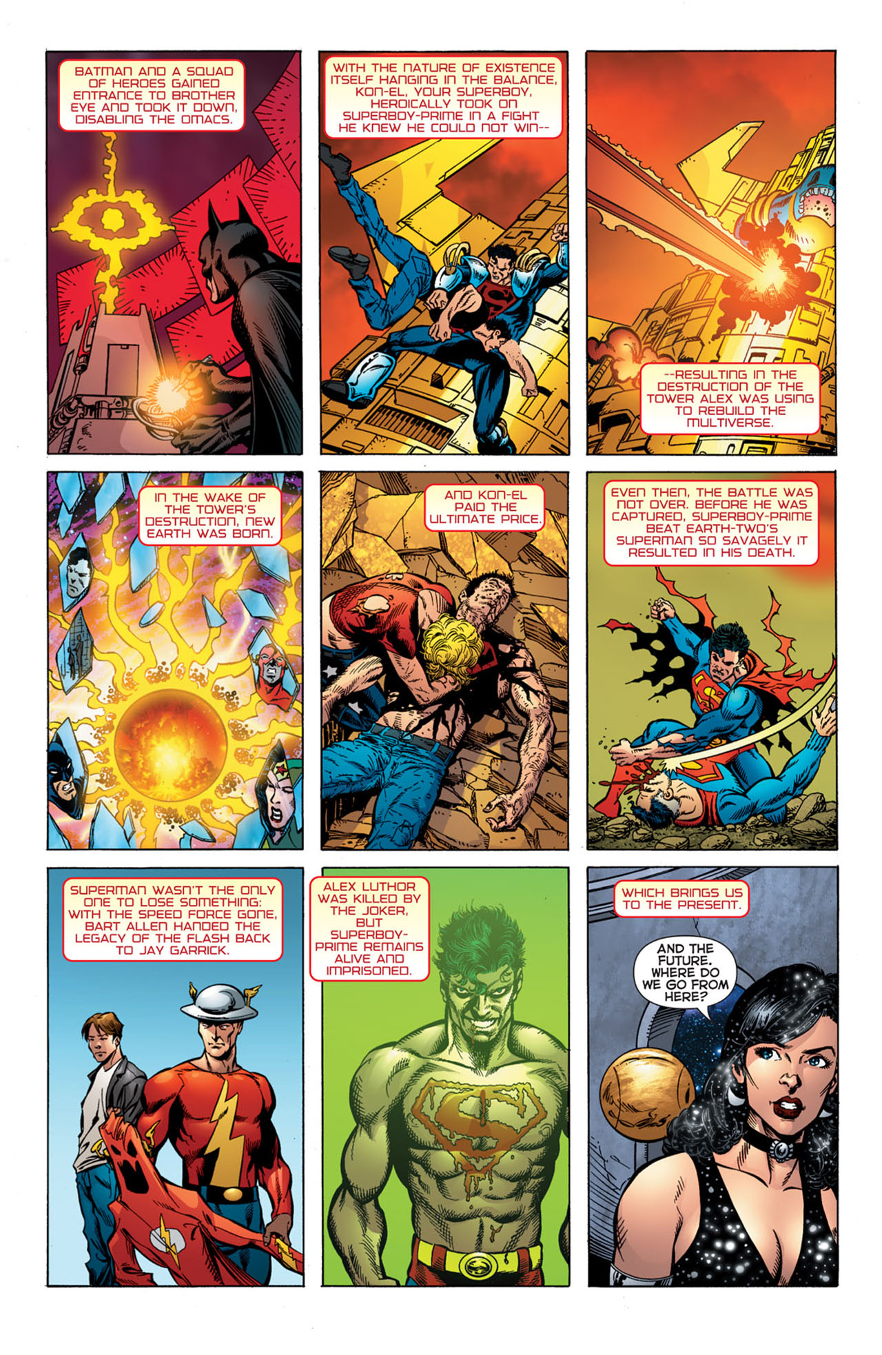 Read online 52 comic -  Issue #11 - 25