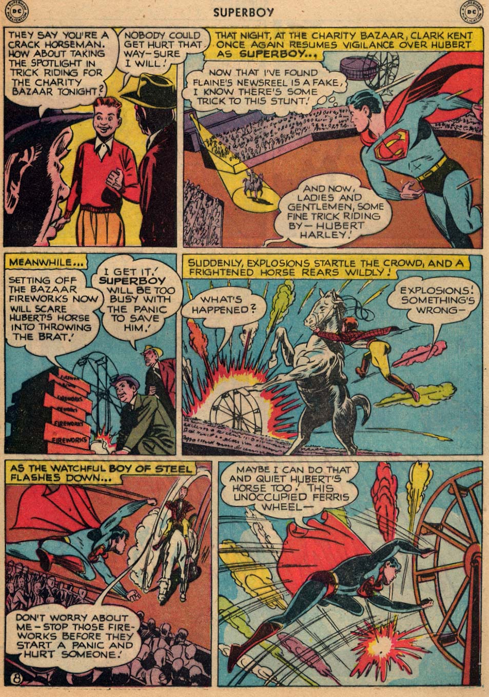 Superboy (1949) issue 3 - Page 21