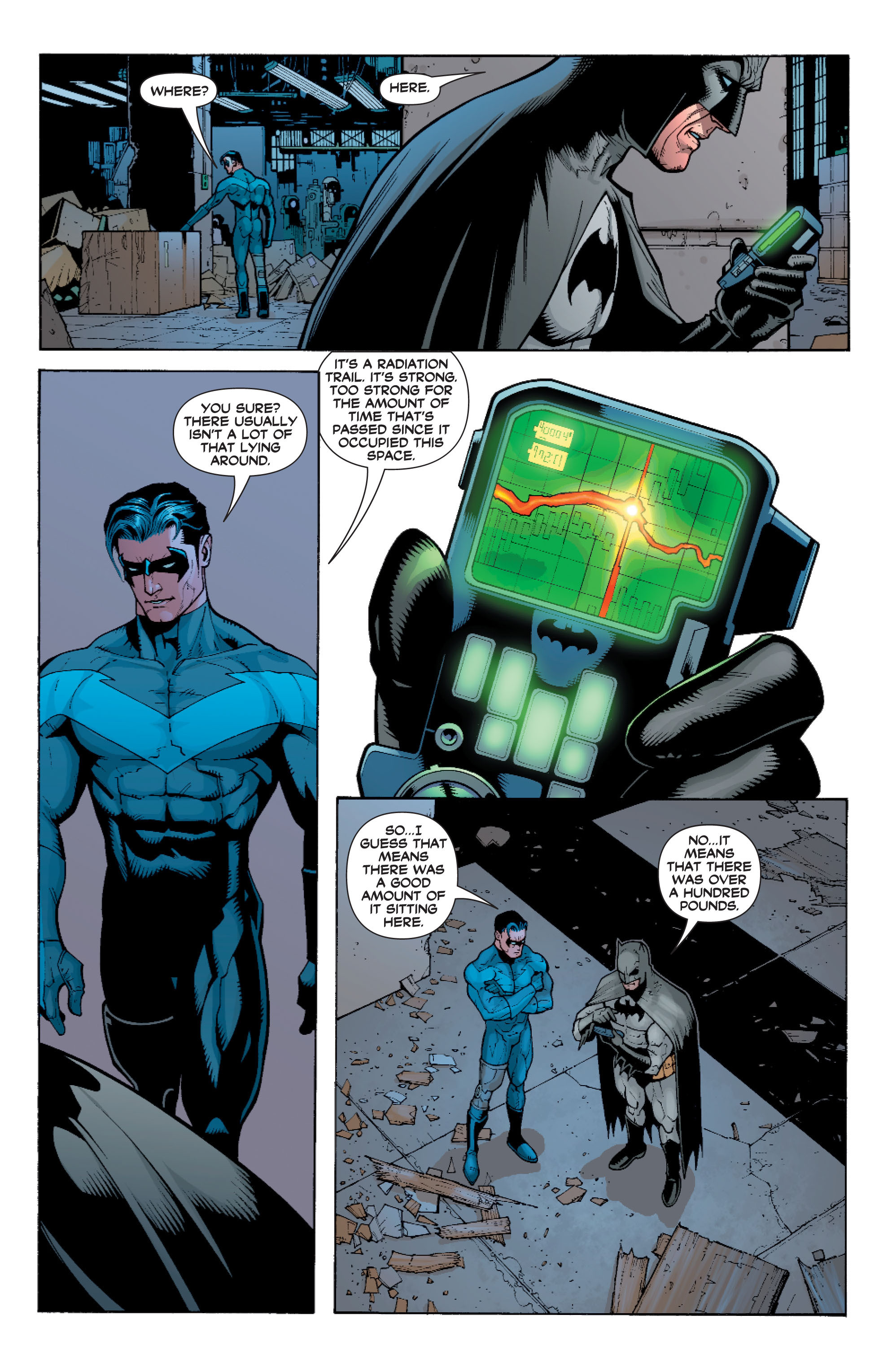 Read online Batman: Under The Red Hood comic -  Issue # Full - 82