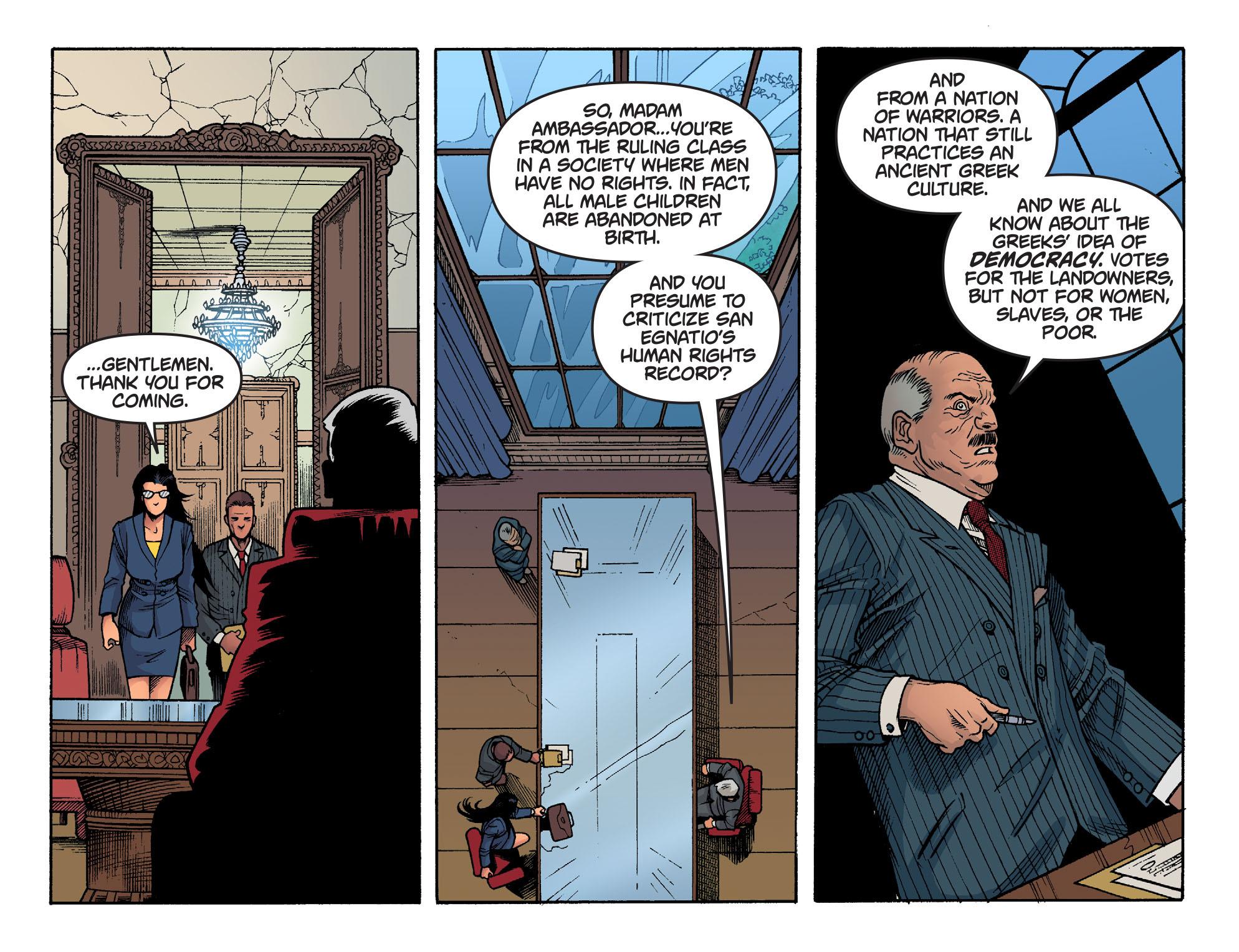 Read online Sensation Comics Featuring Wonder Woman comic -  Issue #43 - 19