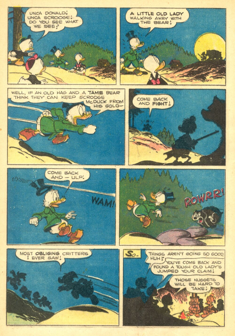 Read online Uncle Scrooge (1953) comic -  Issue #2 - 17