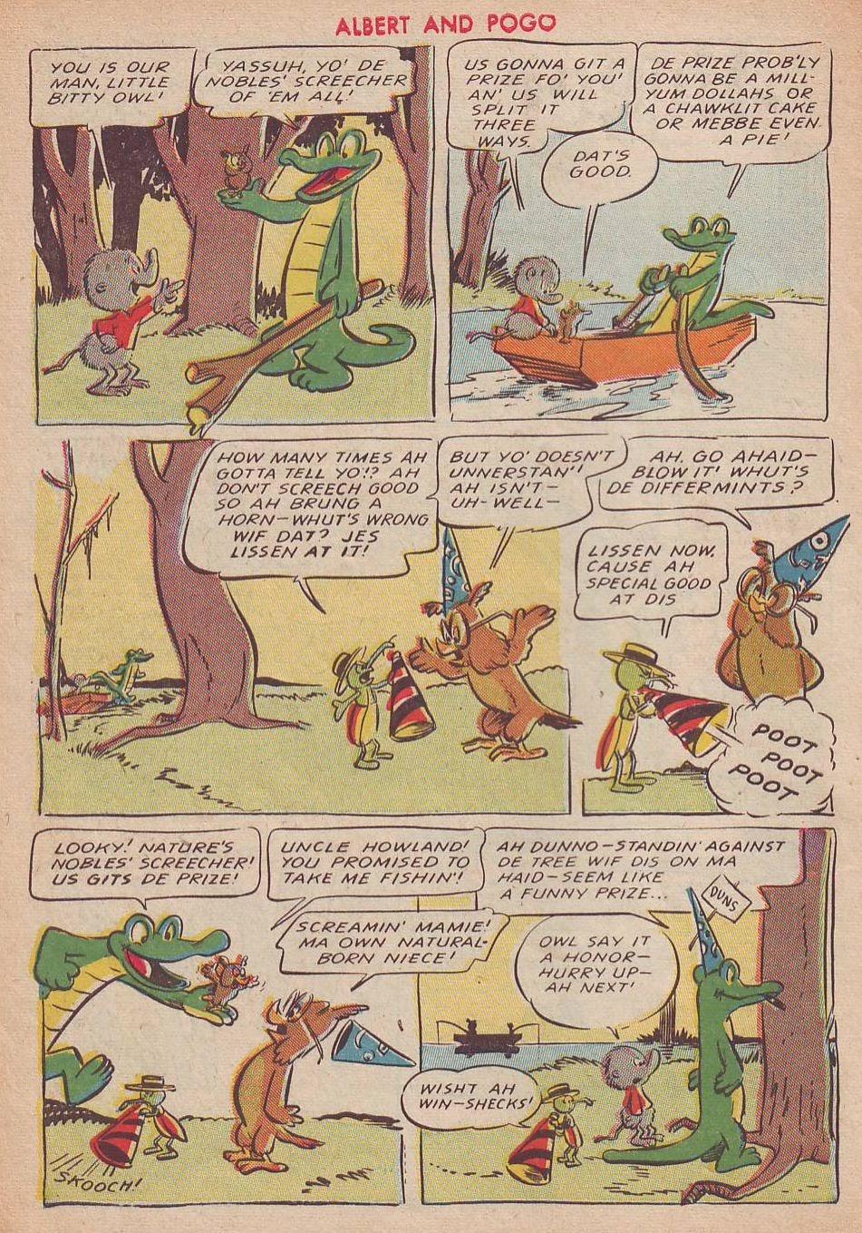 Read online Animal Comics comic -  Issue #25 - 12