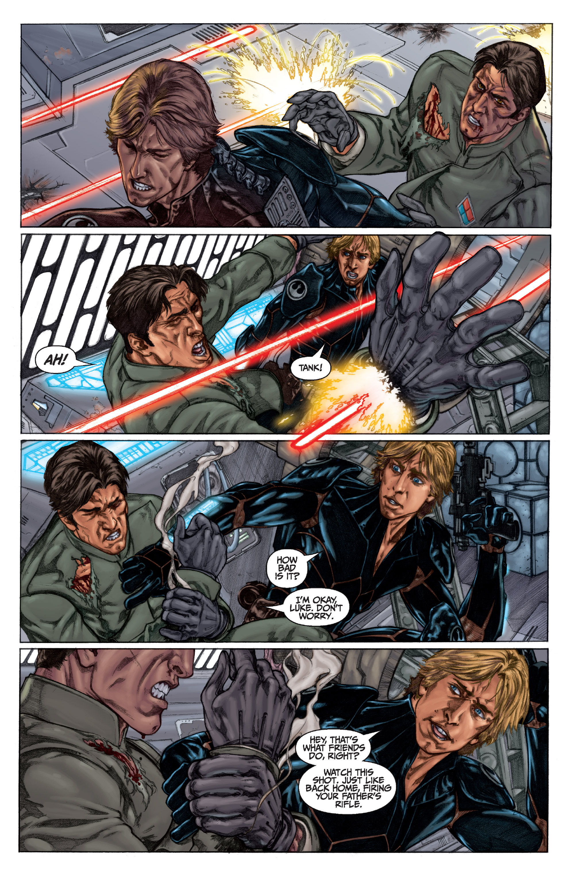 Read online Star Wars Omnibus comic -  Issue # Vol. 22 - 394