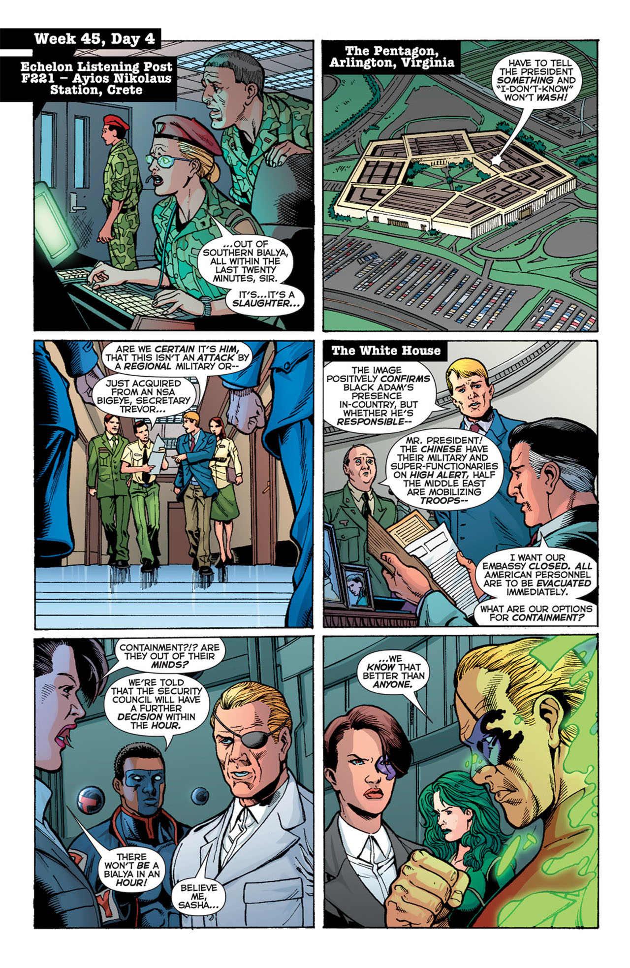 Read online 52 comic -  Issue #45 - 11