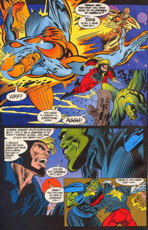 Read online Secret Defenders comic -  Issue #14 - 17