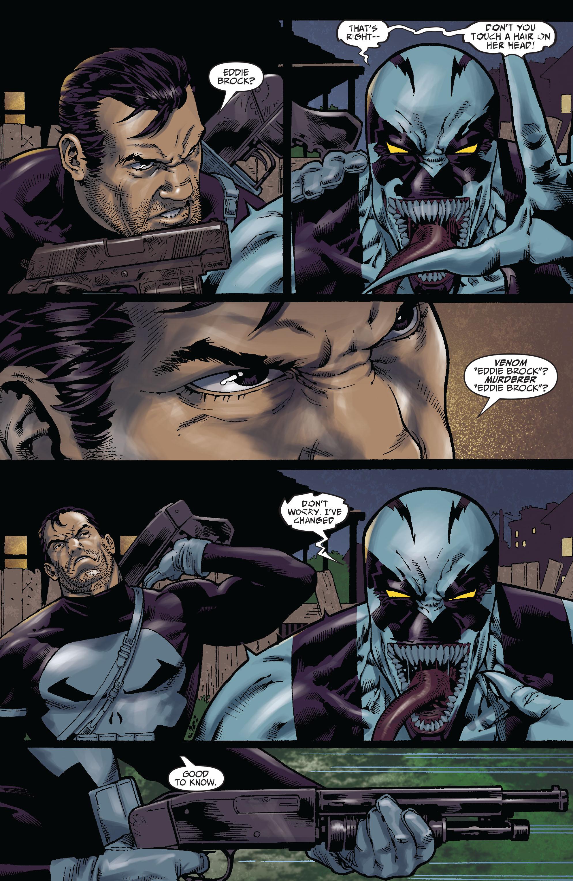 Read online Amazing Spider-Man Presents: Anti-Venom - New Ways To Live comic -  Issue #1 - 22