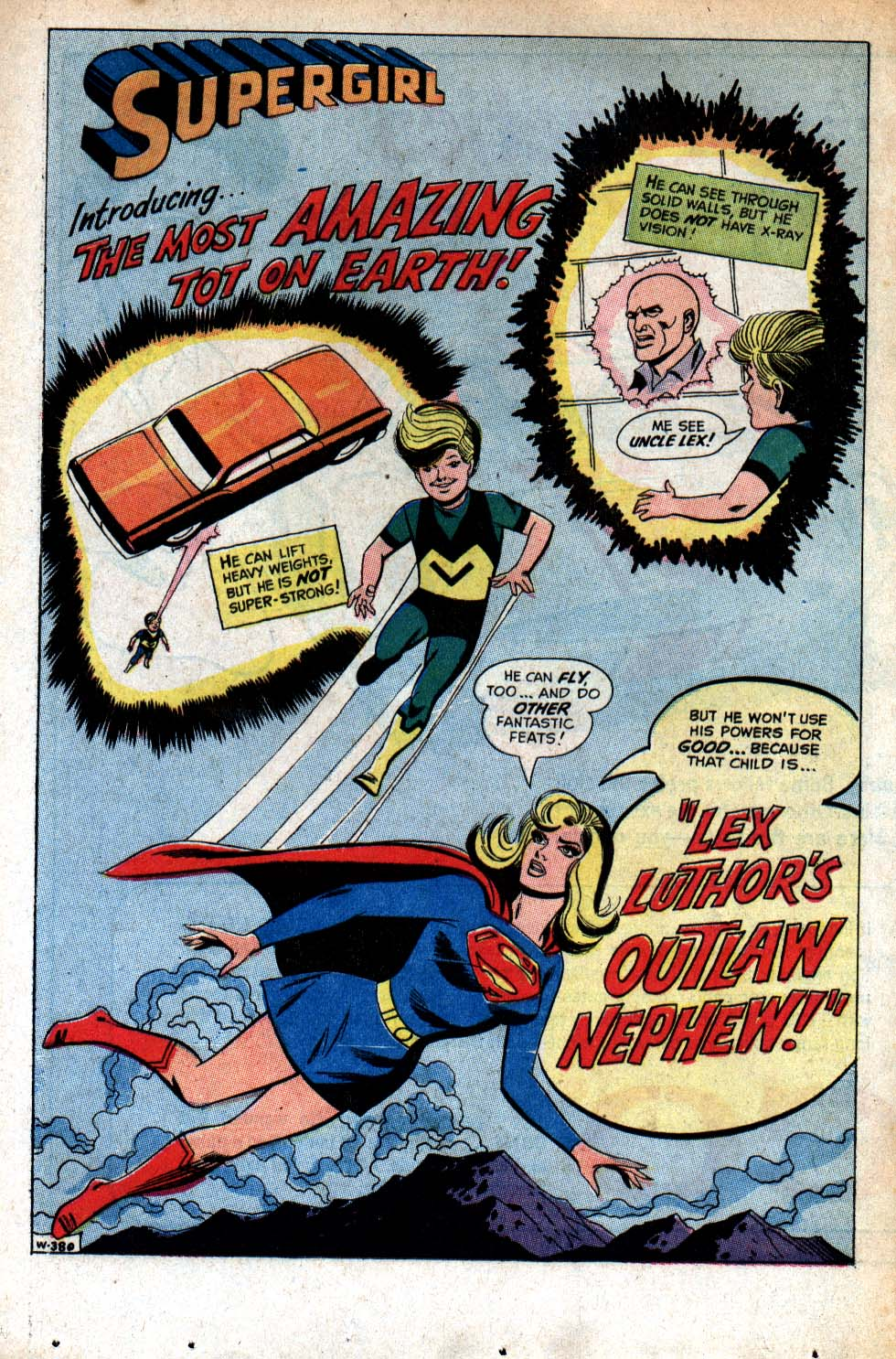 Read online Adventure Comics (1938) comic -  Issue #387 - 20