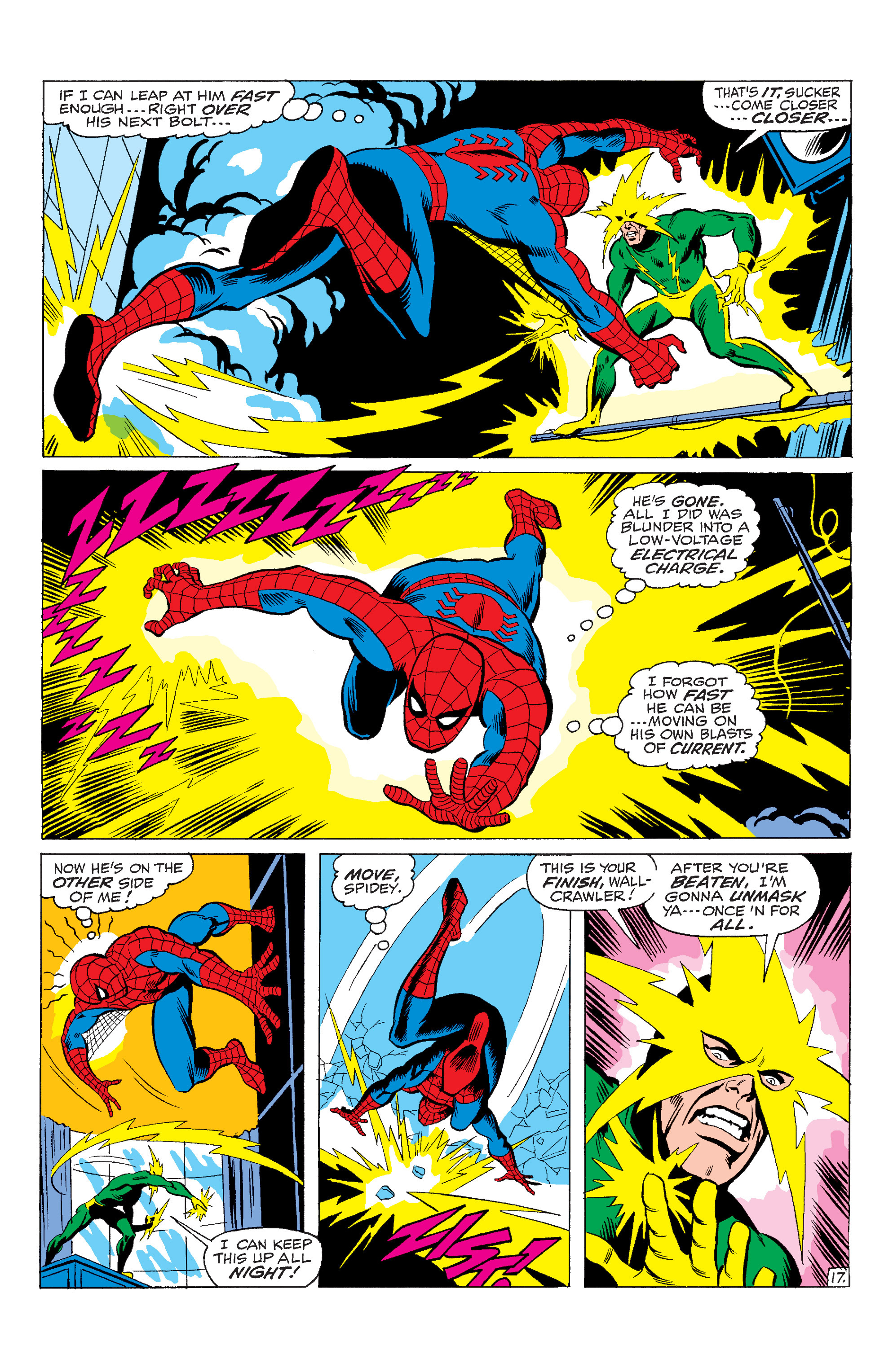 The Amazing Spider-Man (1963) 82 Page 17
