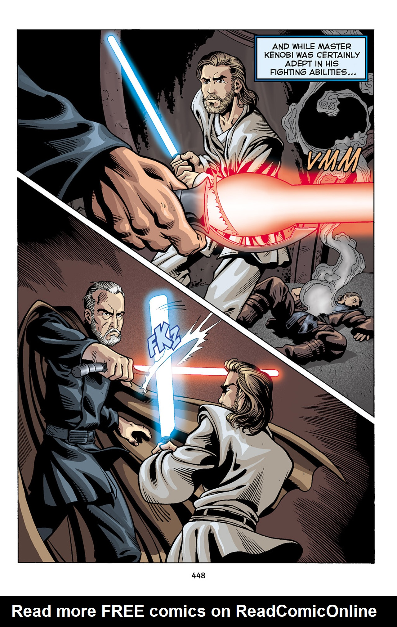 Read online Star Wars Omnibus comic -  Issue # Vol. 10 - 441