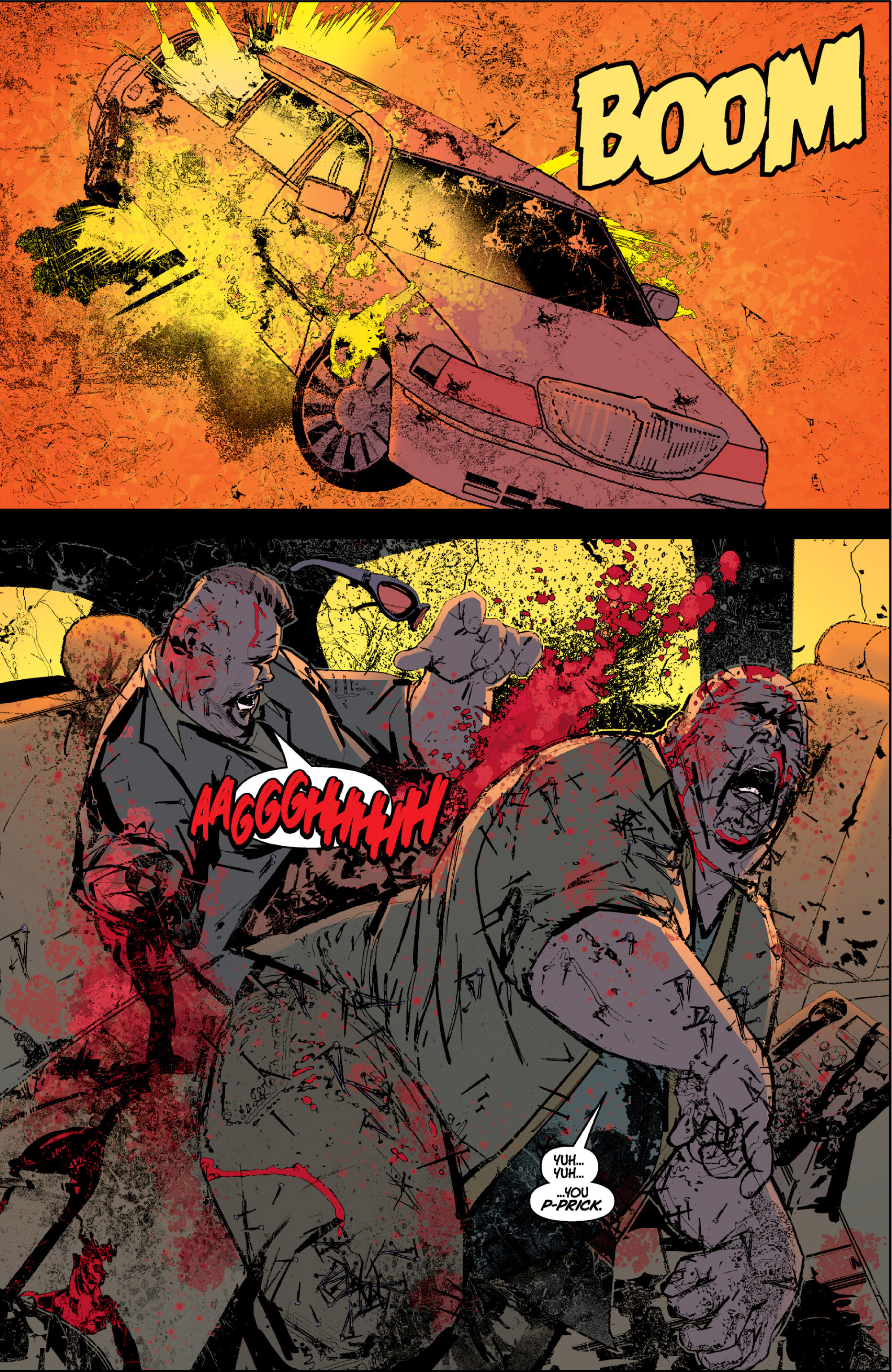 Read online X: Big Bad comic -  Issue # Full - 22