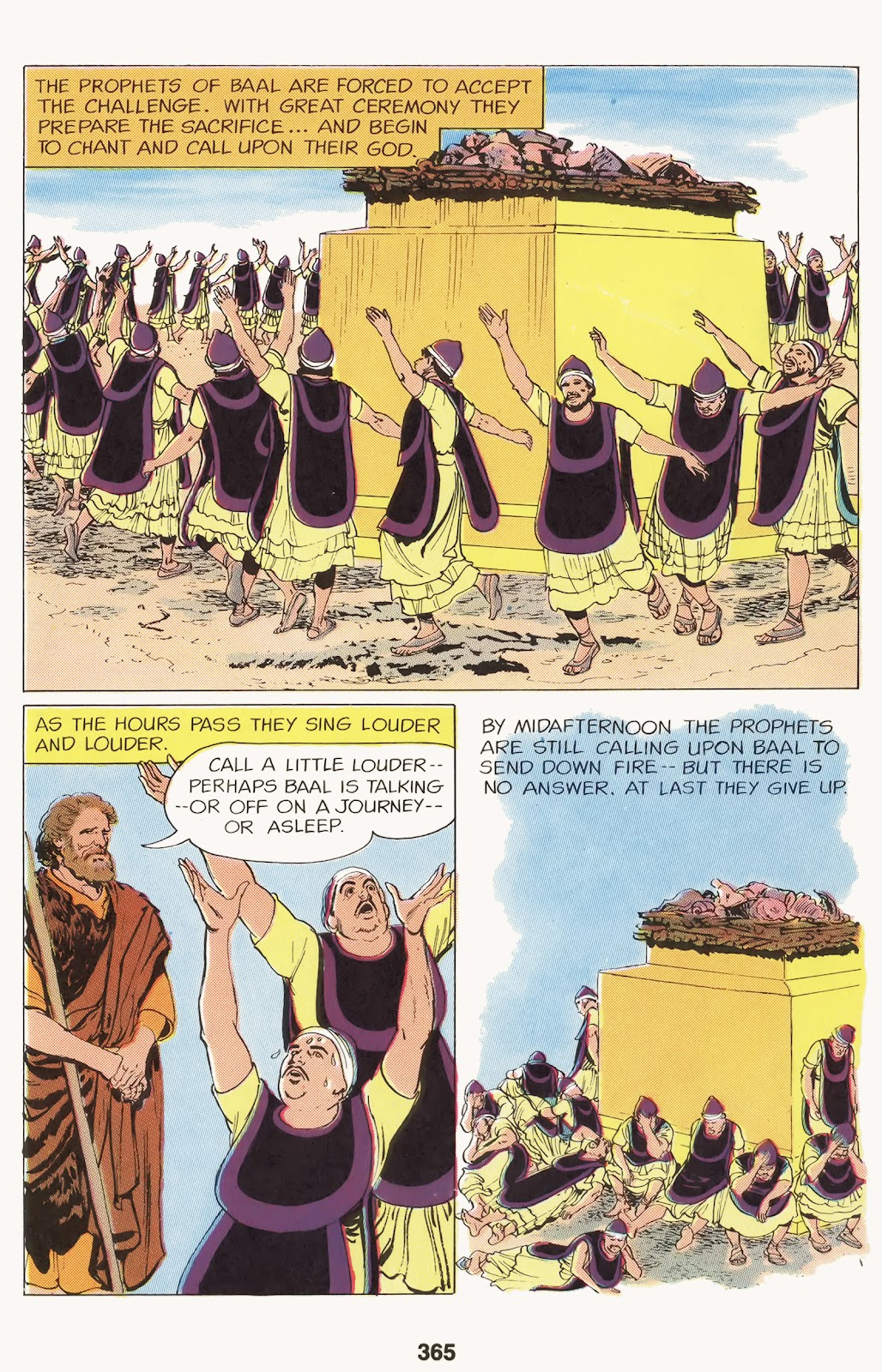 The Picture Bible issue TPB (Part 4) - Page 68