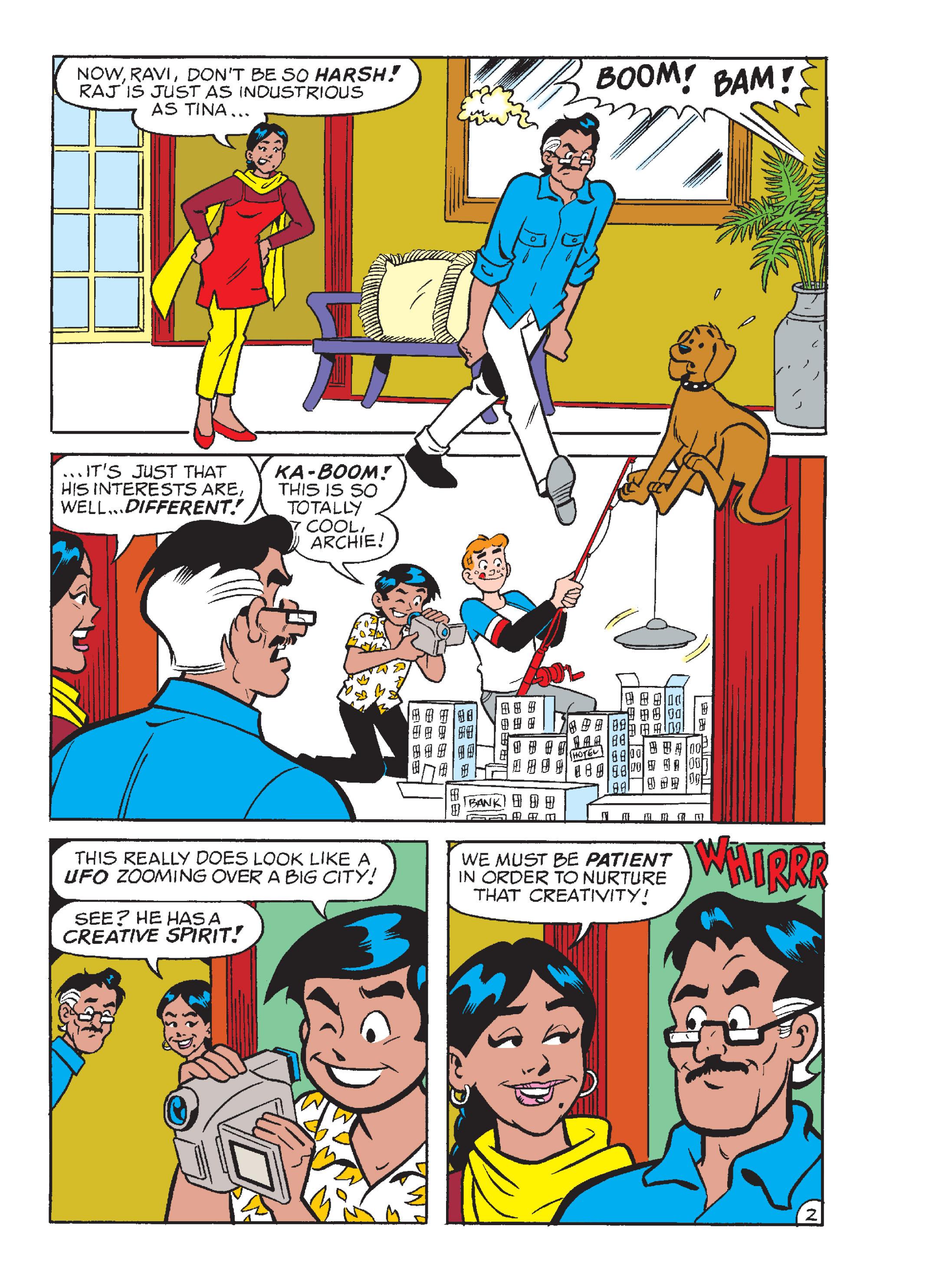 Read online Archie 1000 Page Comics Blowout! comic -  Issue # TPB (Part 1) - 224