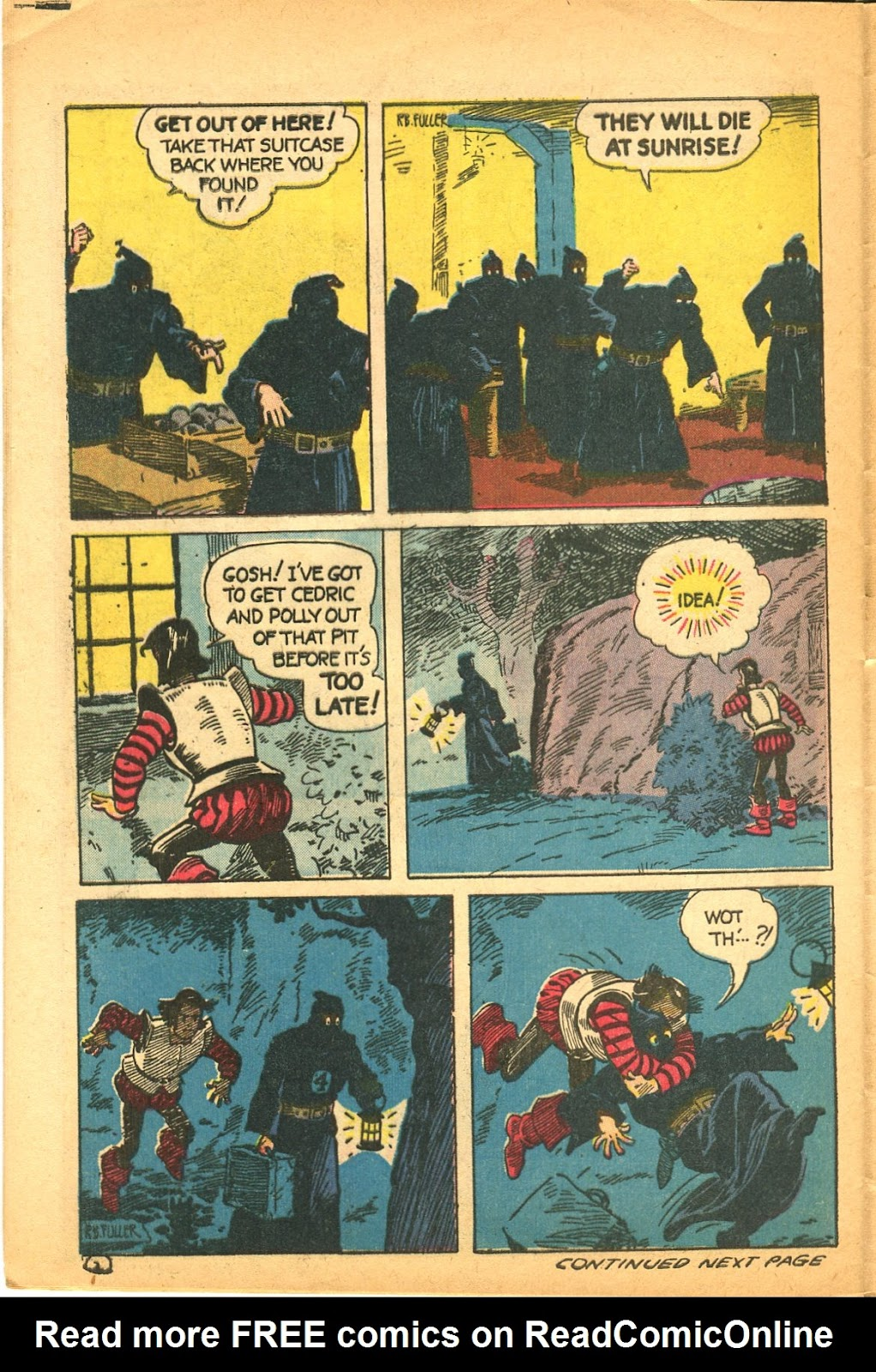 Read online Famous Funnies comic -  Issue #119 - 42