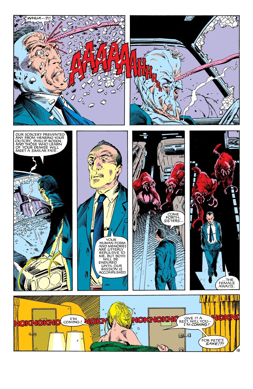 Uncanny X-Men (1963) issue 186 - Page 19