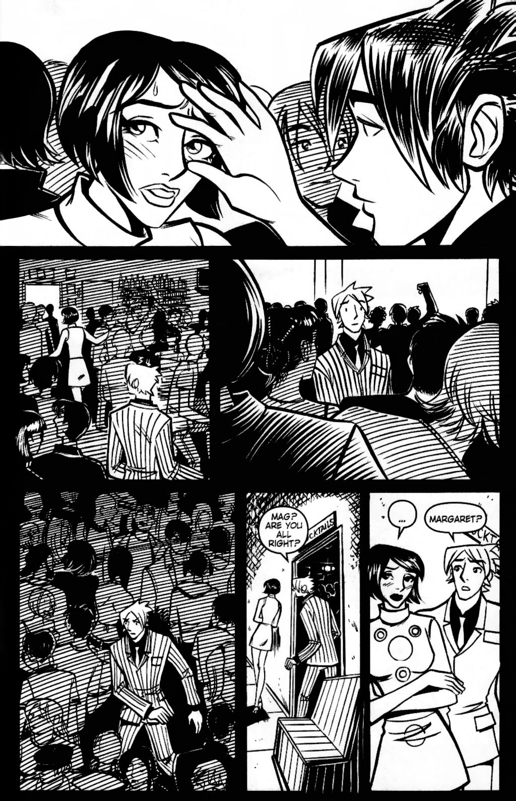 Read online Scooter Girl comic -  Issue #5 - 23